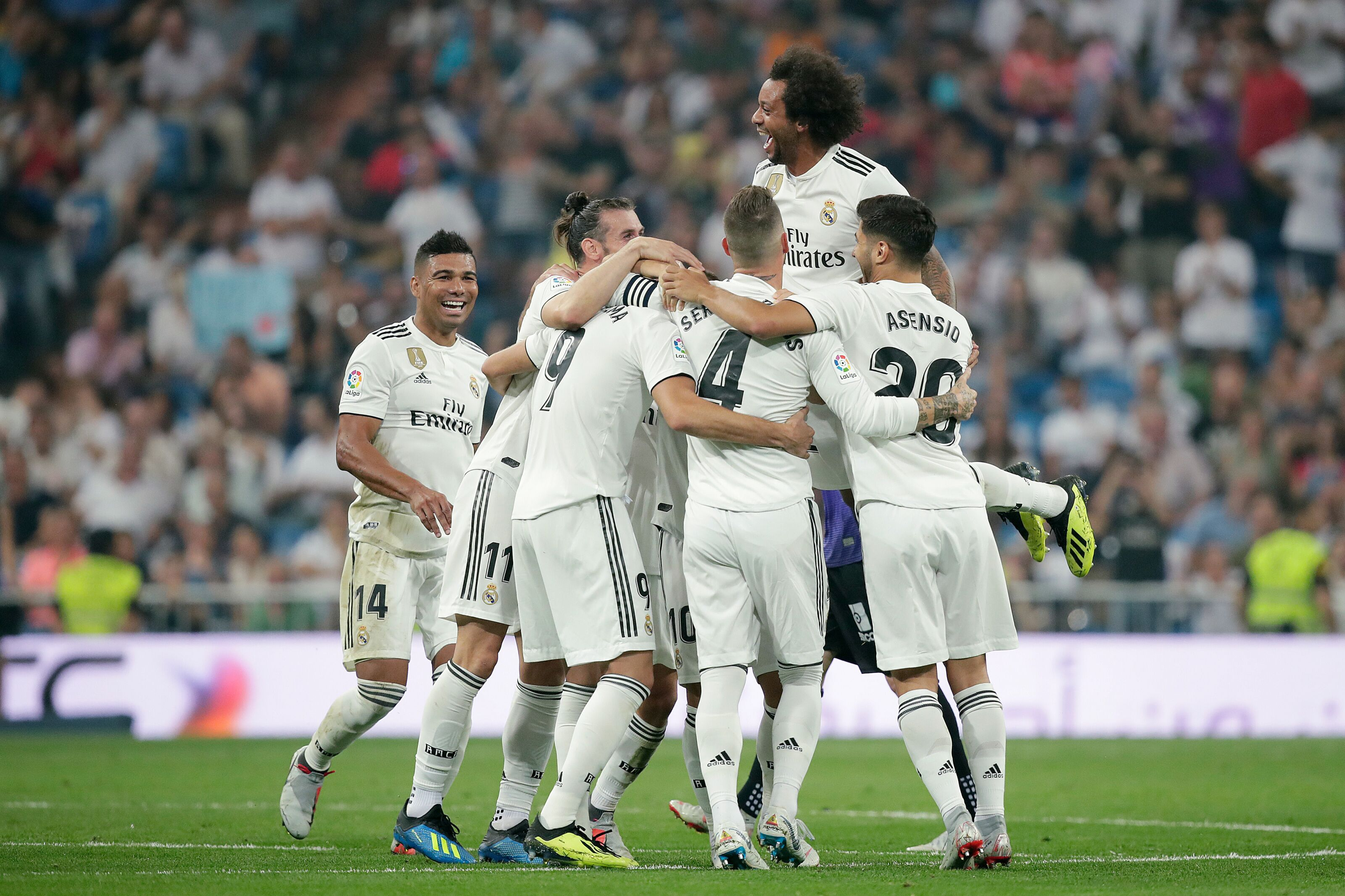 Real Madrid's predicted XI vs Espanyol: Lopetegui expected to rotate