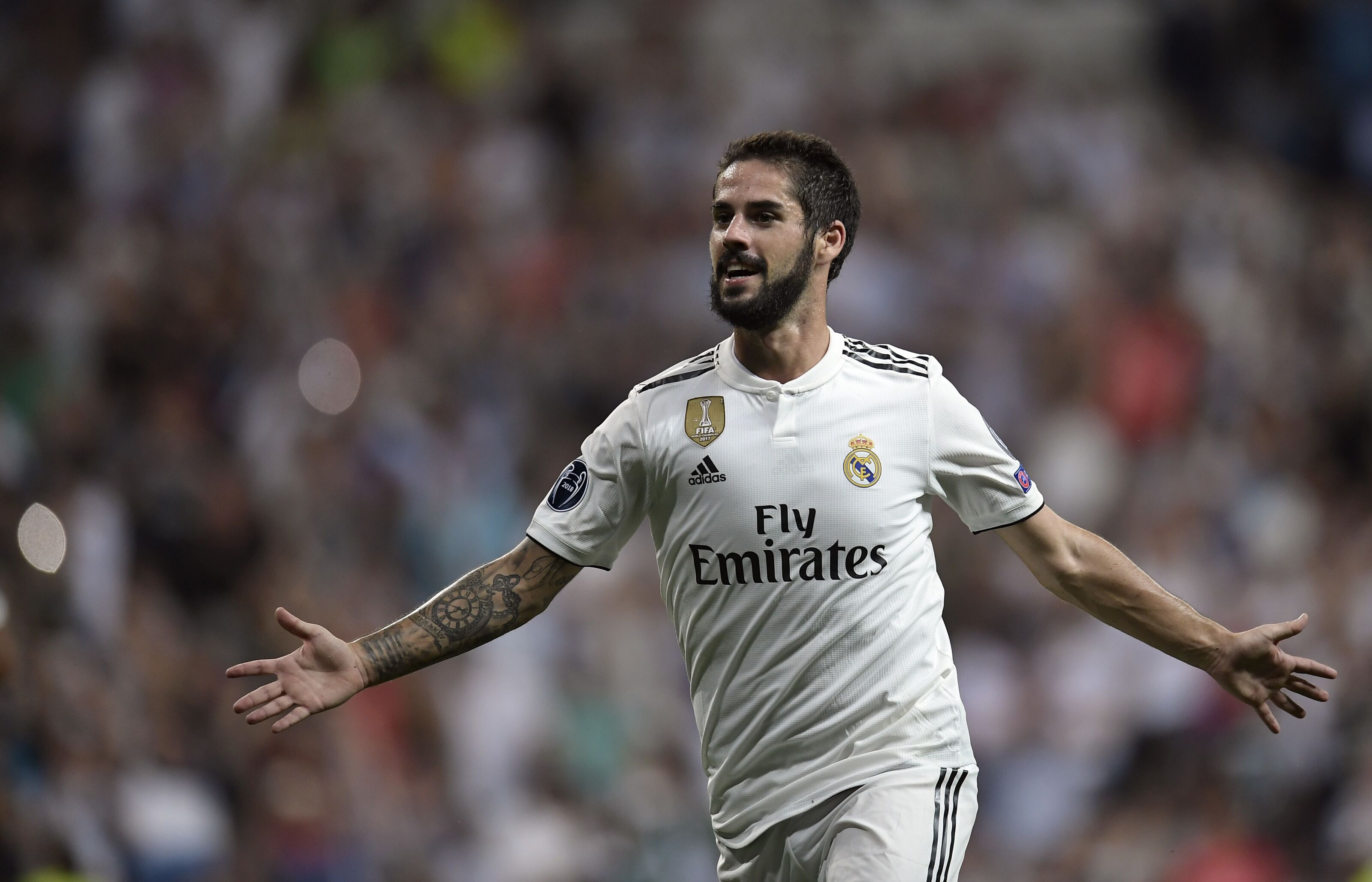 Be skeptical of reports linking Real Madrid's Isco to Arsenal