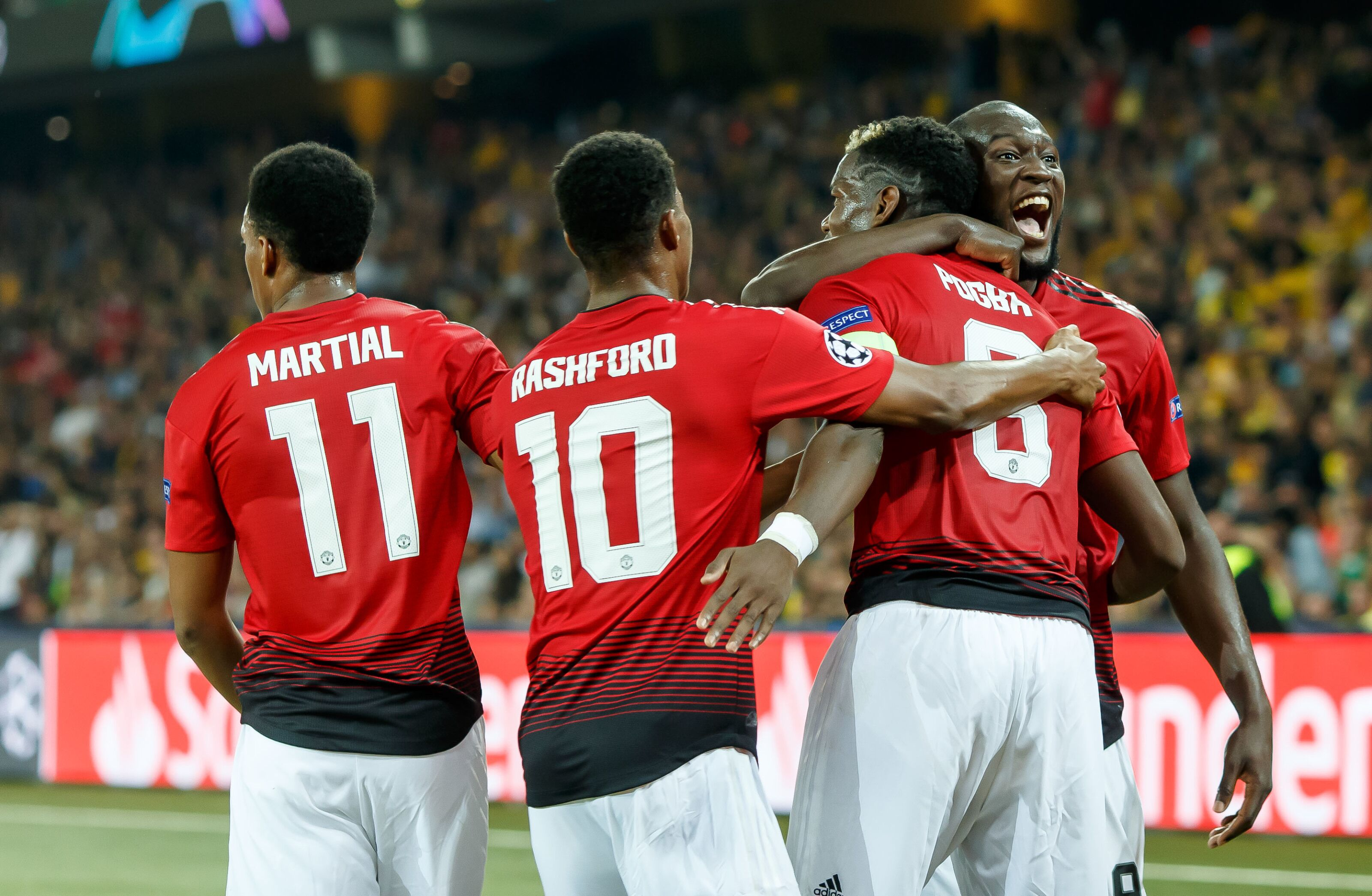 Manchester United player ratings vs Young Boys  Pogba stars in UCL opener 121d4955b