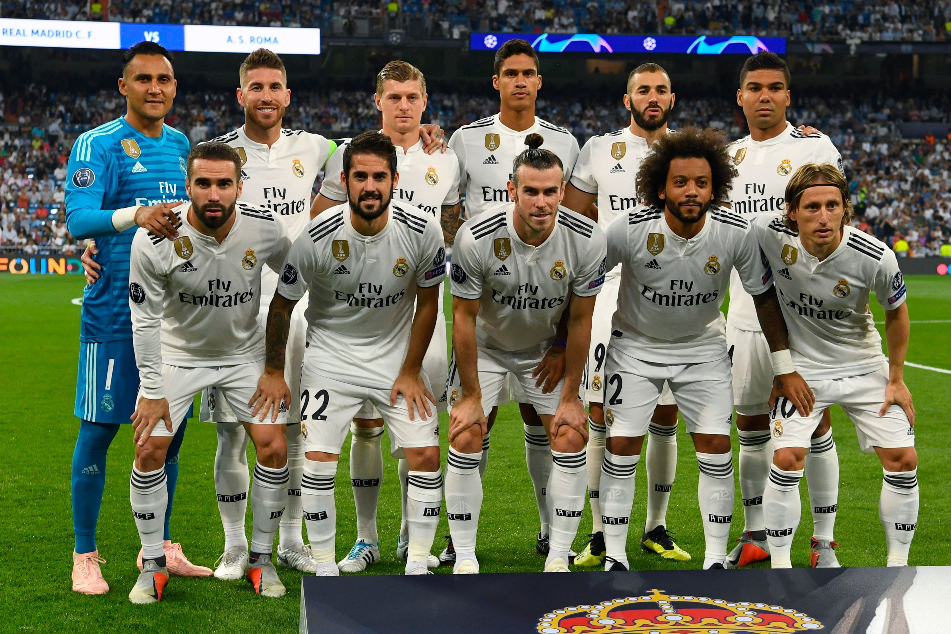 Real Madrid player ratings vs Roma: Isco delivers a masterclass