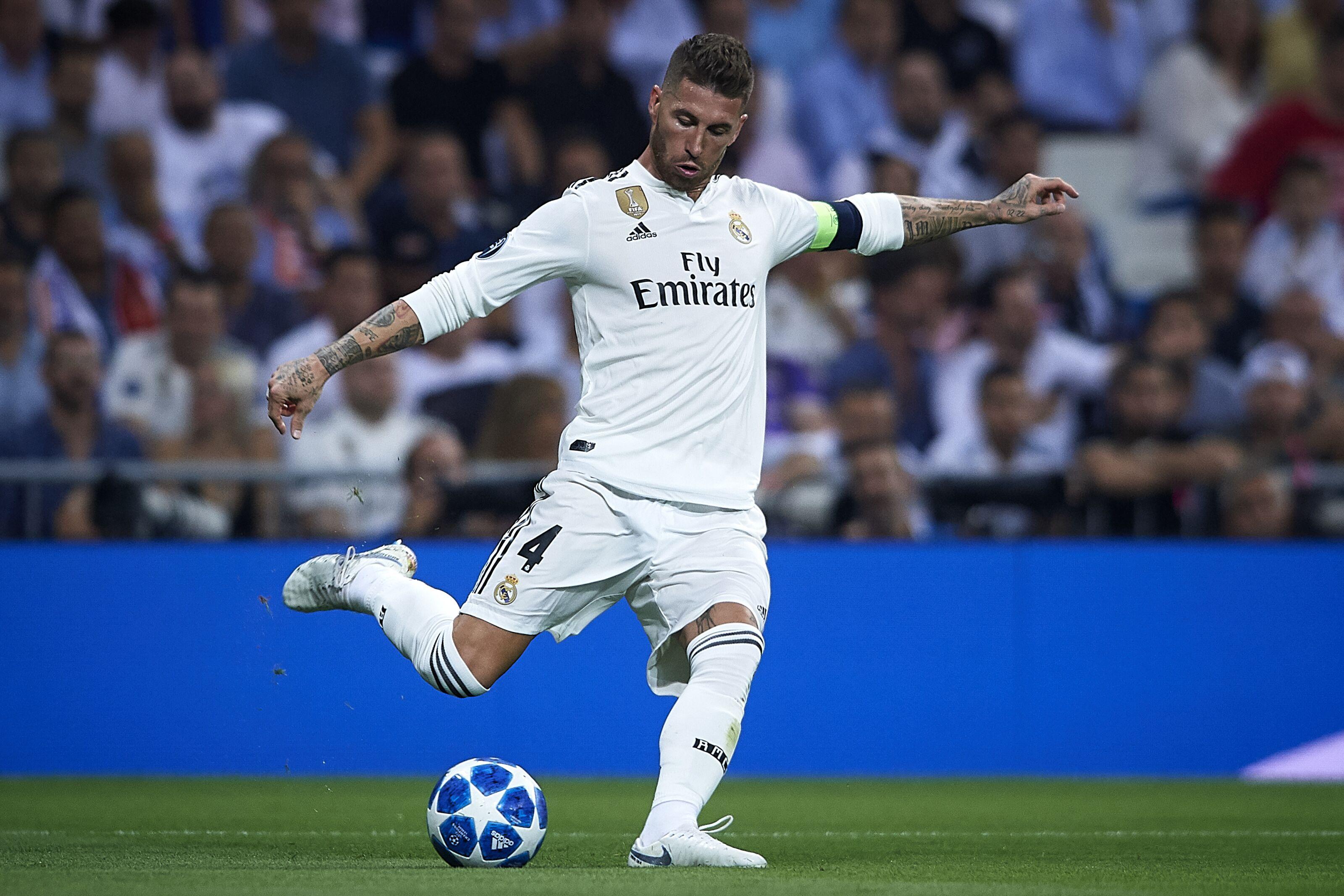 Sergio Ramos tells Real Madrid who should replace Raphael Varane