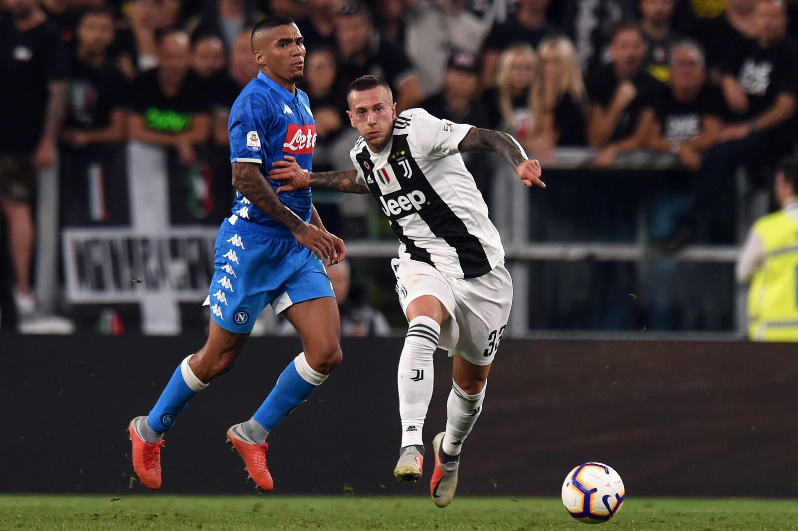 Three questions ahead of Napoli-Juventus