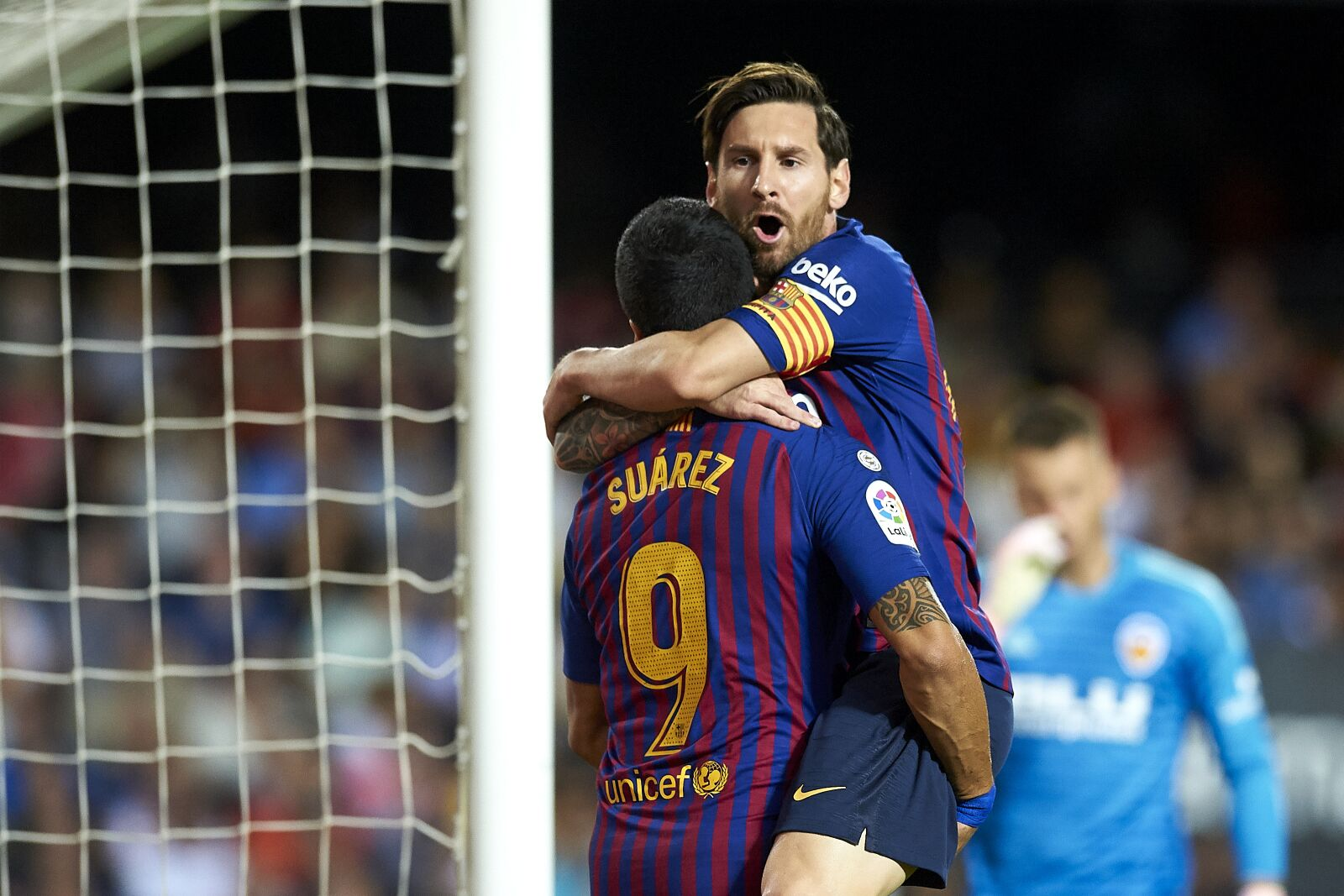 0f00aa3044a Leo Messi and Luis Suarez tell Barcelona to sign their trident partner