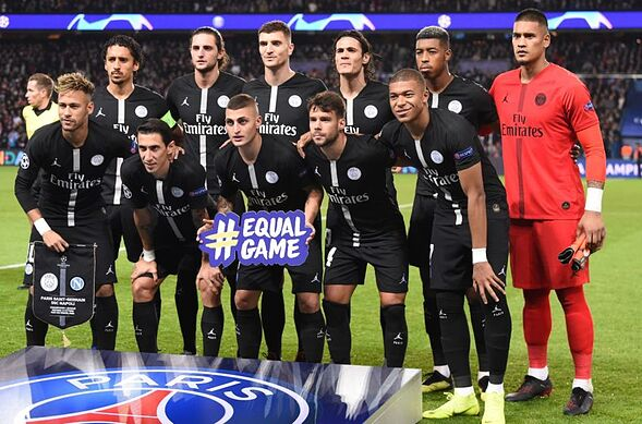 2eb3aae54bca4 How Paris Saint-Germain should line up for Sunday s Le Classique