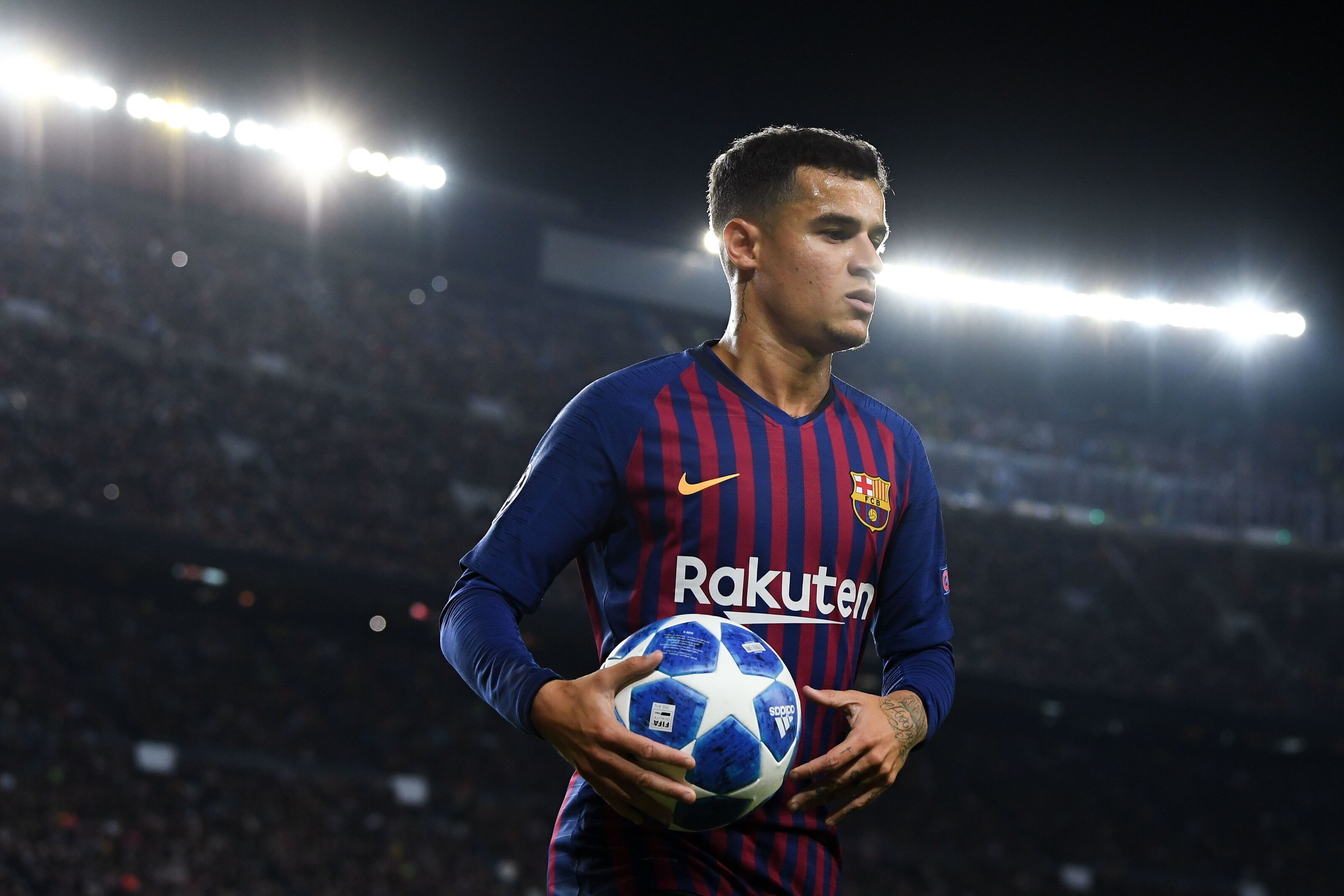 67f5d09db88 Barcelona: Philippe Coutinho drops hints that he will leave this summer