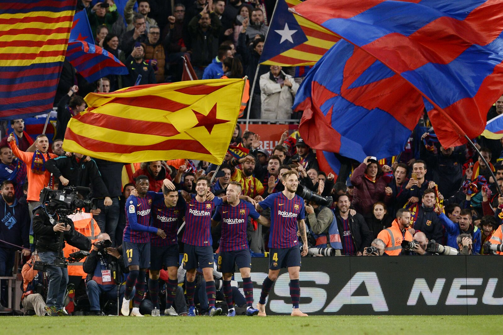 5 talking points as Barcelona thrash Real Madrid by a 5-1 margin