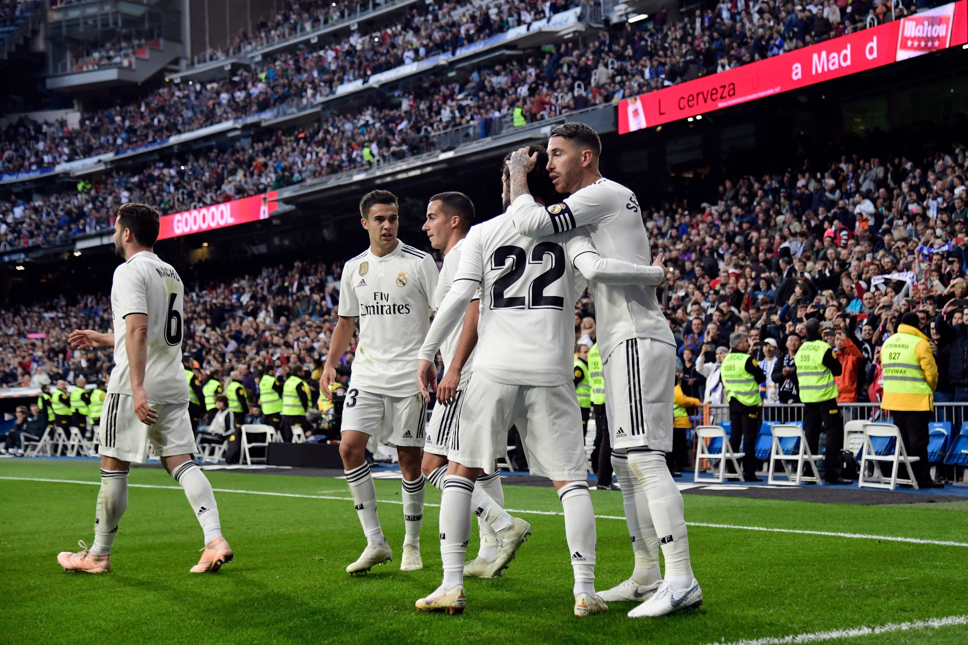 Real Madrid 2-0 Real Valladolid: 5 points of discussion