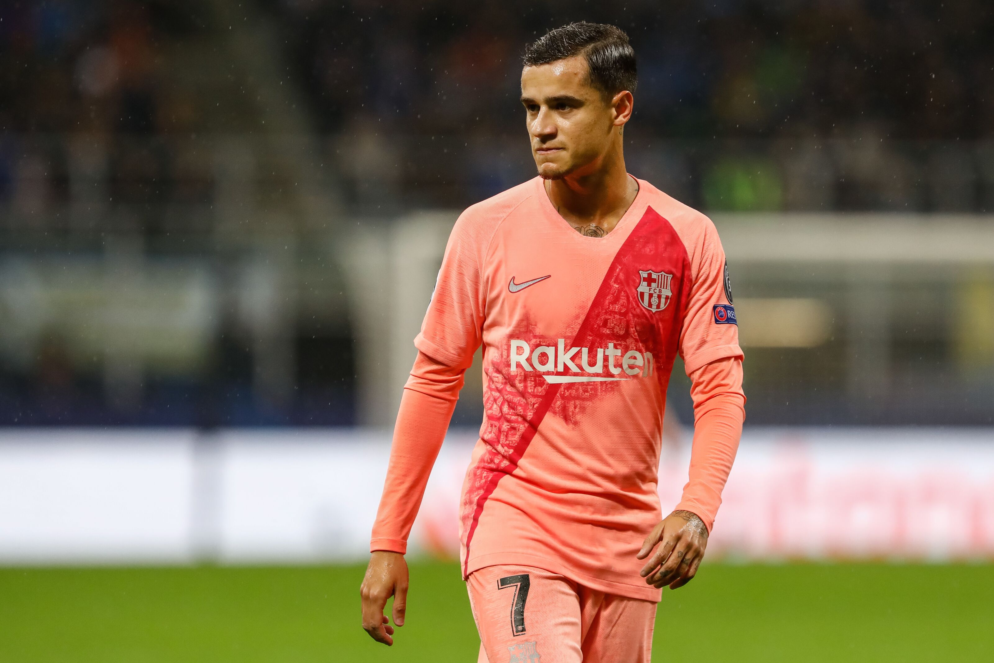 Barcelona will sell Philippe Coutinho for the right price