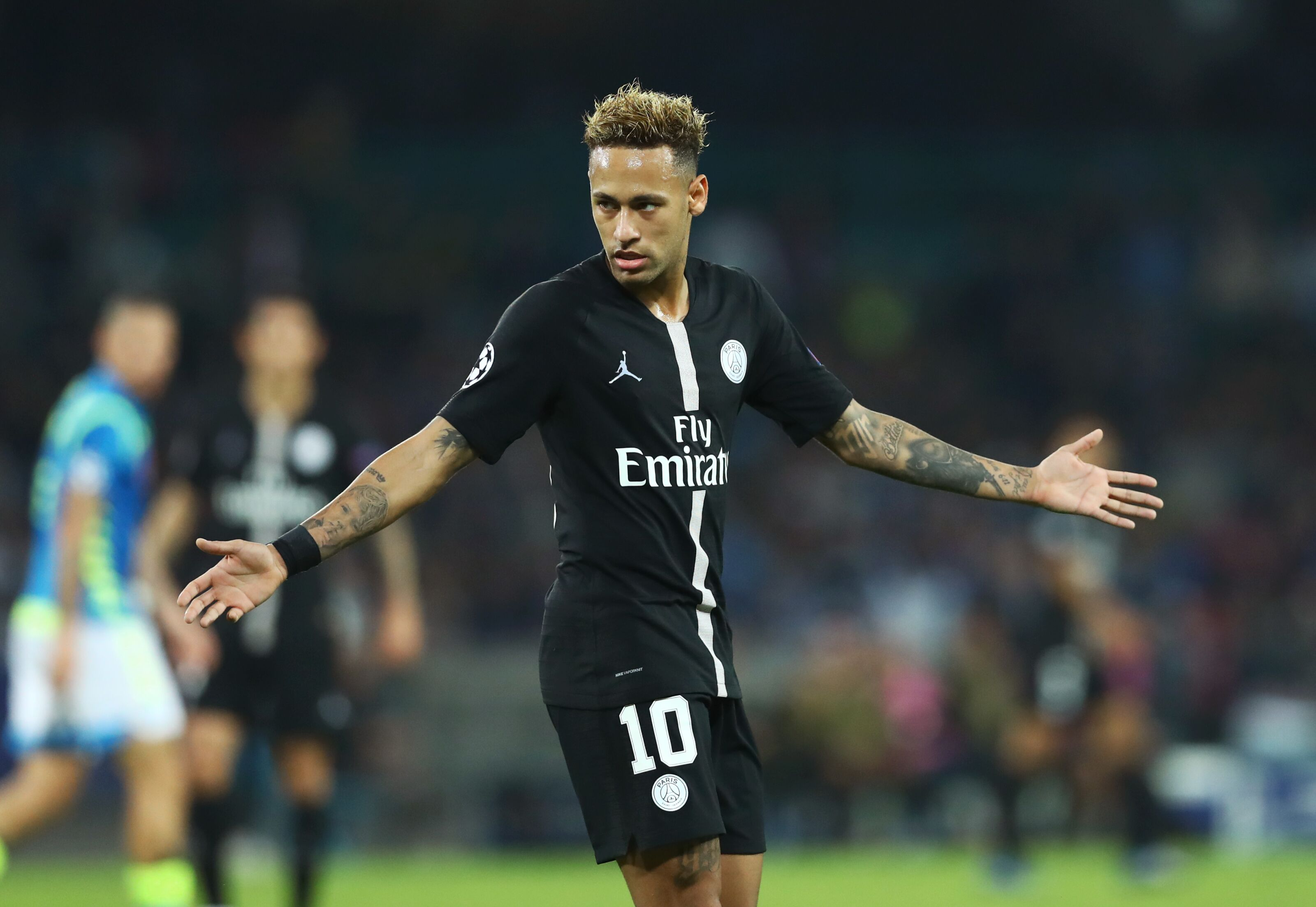 Barcelona target Neymar wanted by a familiar friend from the Premier League