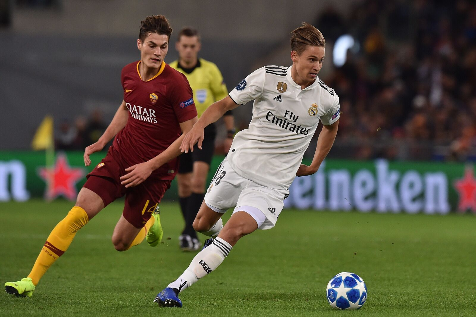 Atletico Madrid signs Marcos Llorente from Real Madrid