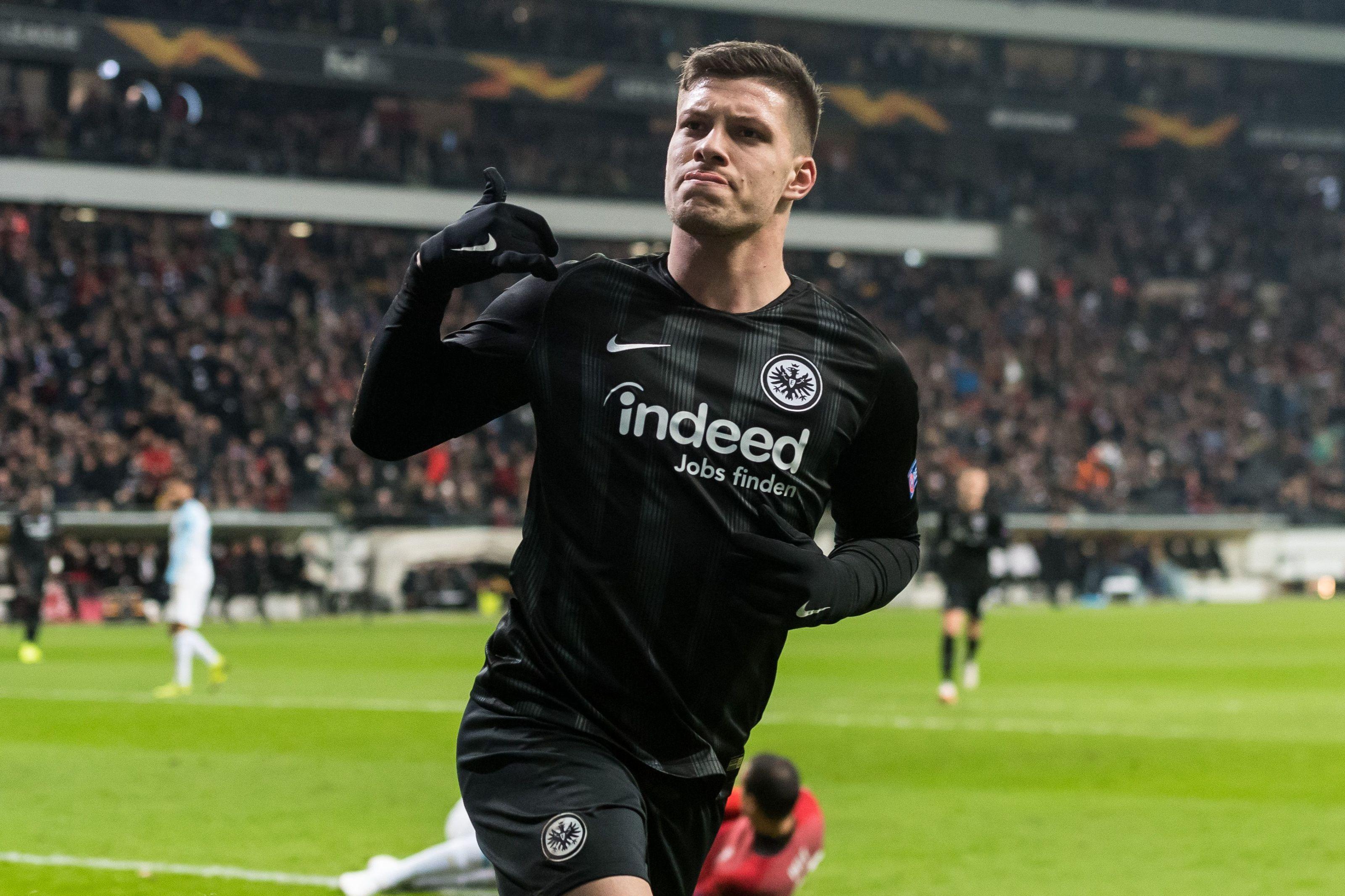 Eintracht Frankfurt Jovic