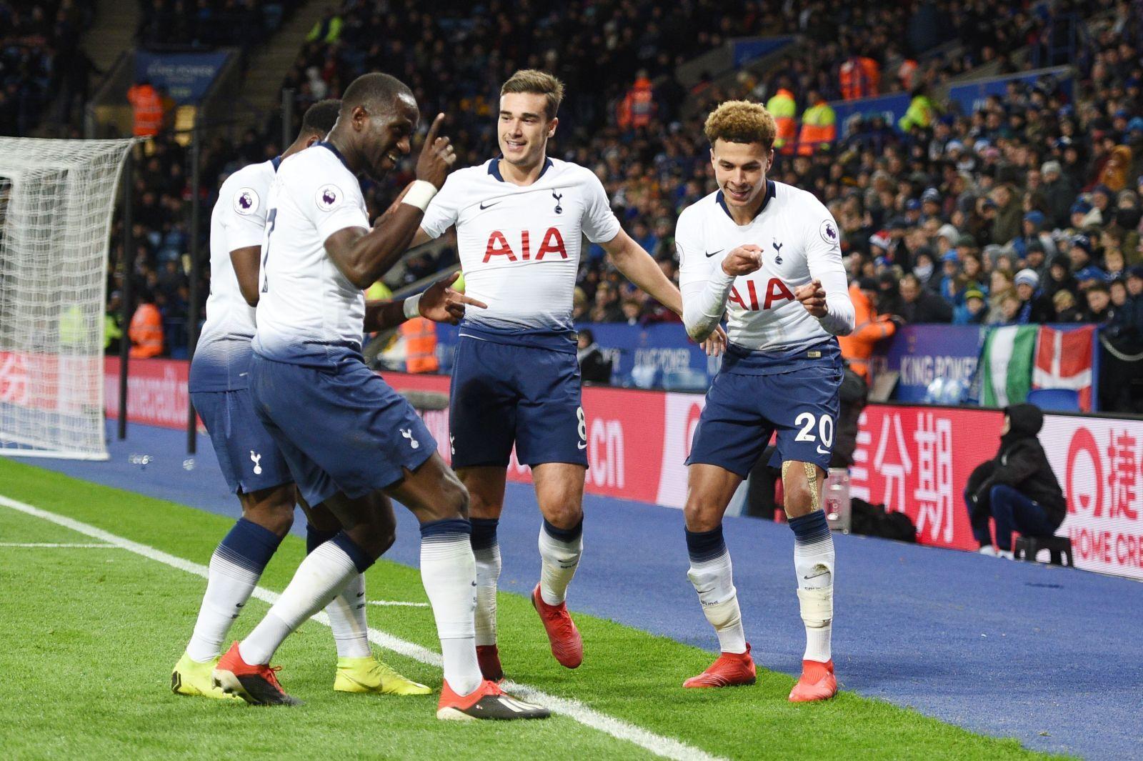 Tottenham player ratings vs Leicester City: Dele dazzles