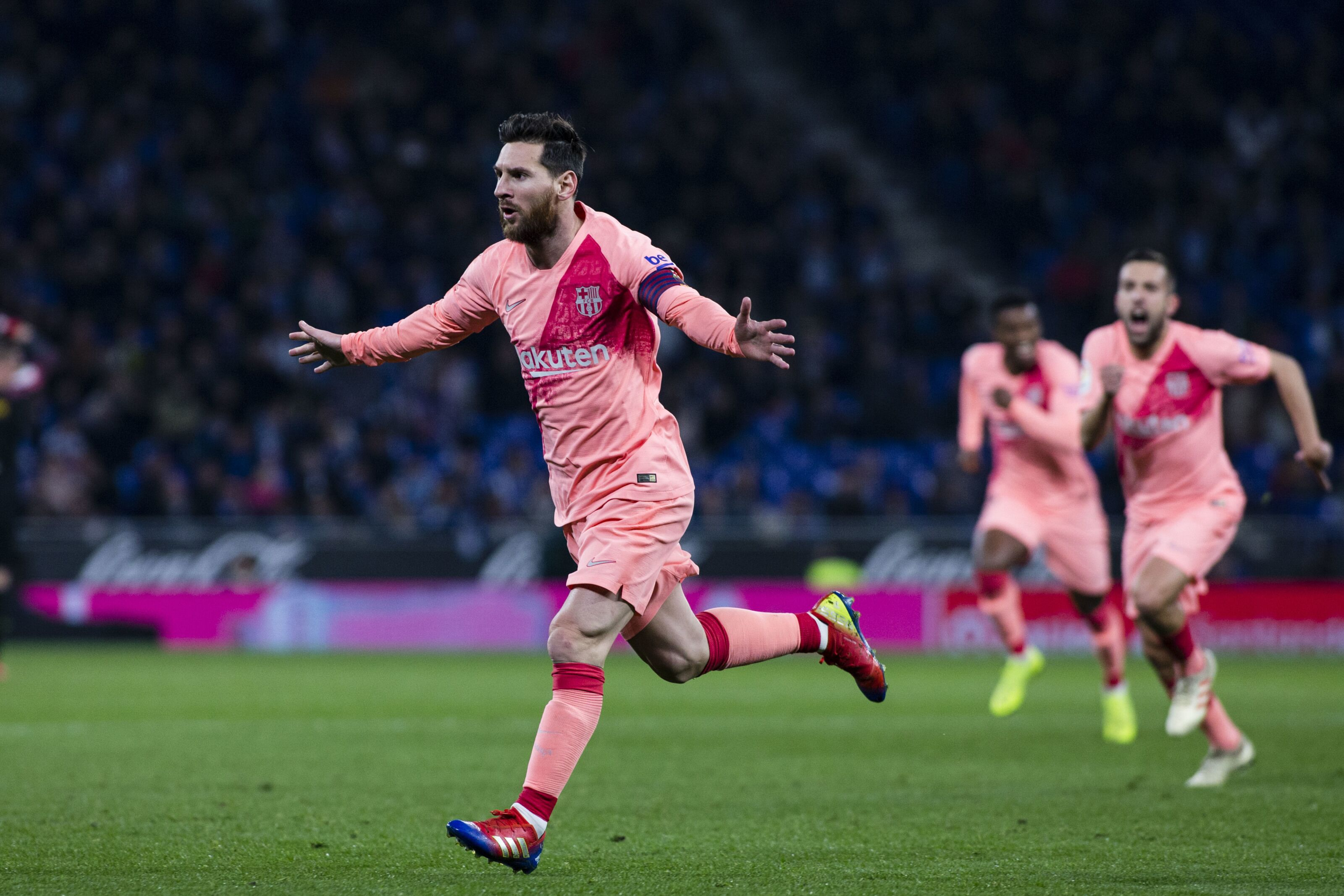 Barcelona identify Messi's replacement and want him in 2021