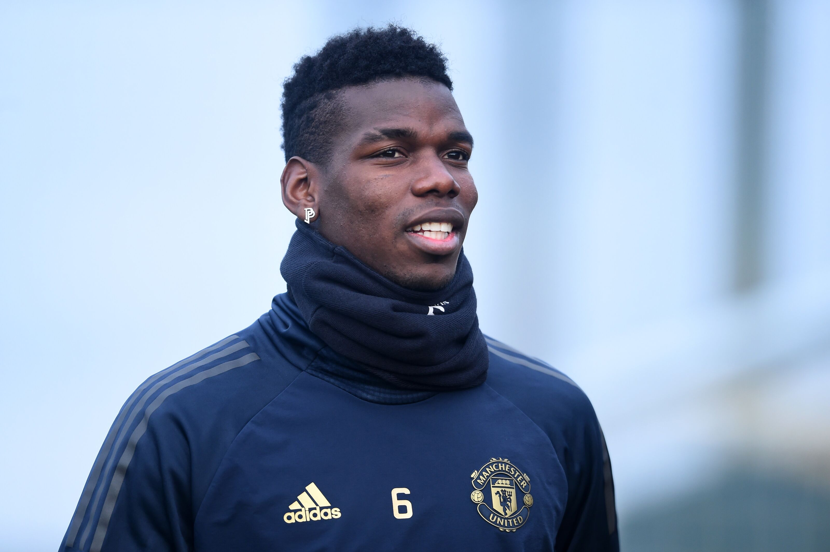 Paul Pogba could remain with Manchester United after all