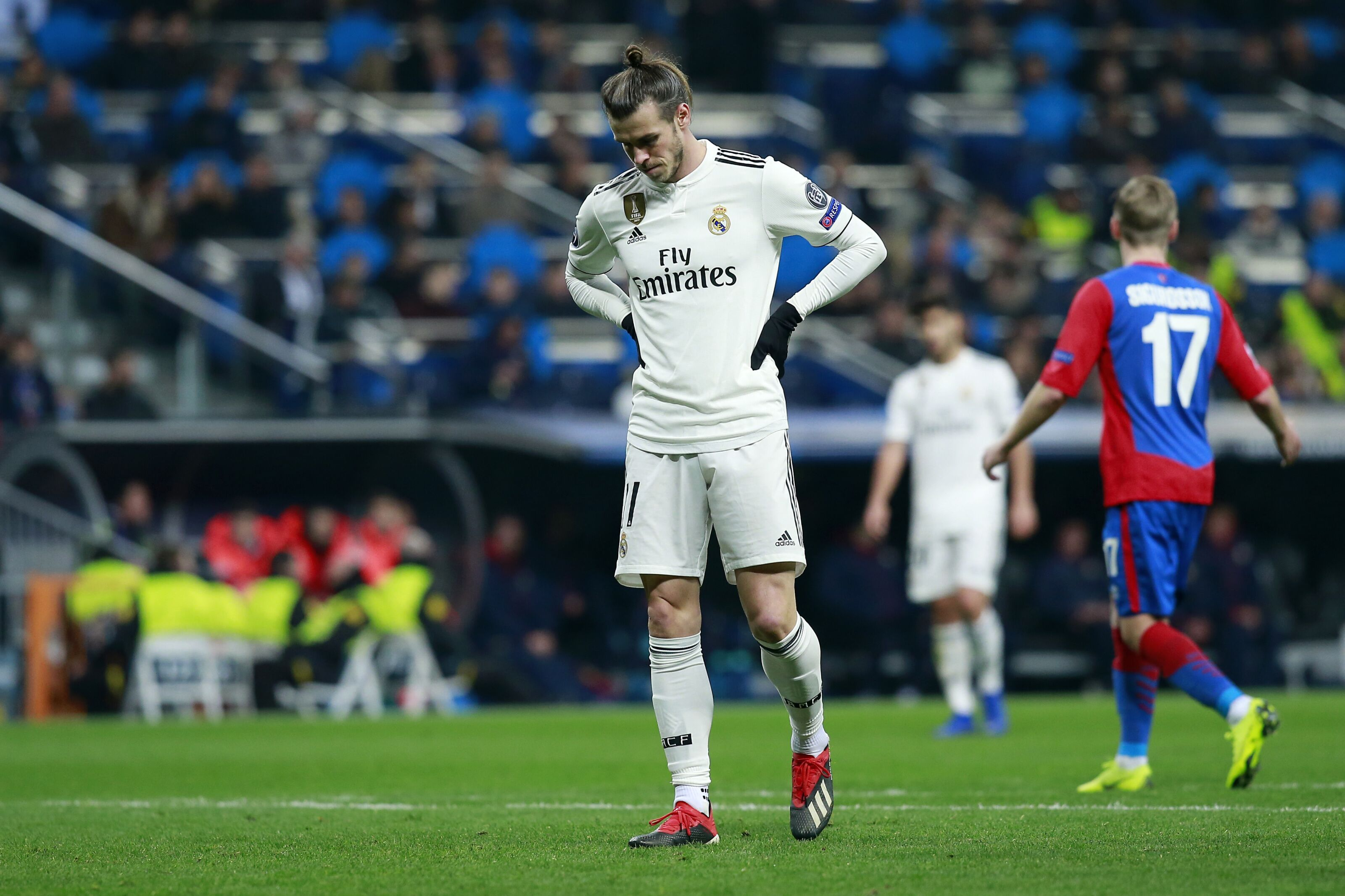 new concept b1777 16e28 Gareth Bale's time at Real Madrid could be numbered