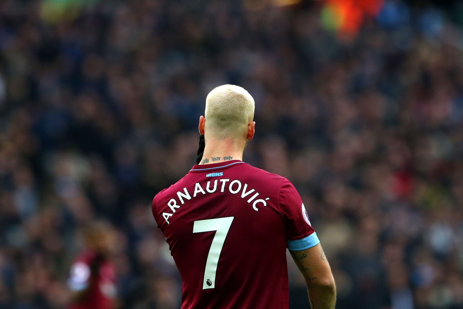 West Ham's Marko Arnautovic is making a mistake in wanting to leave the Hammers