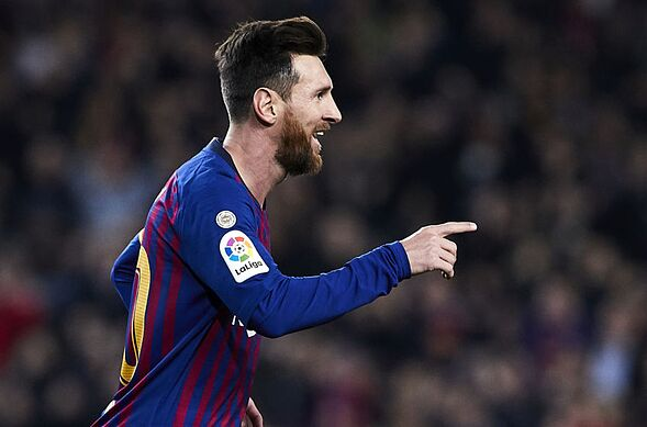 bd445230f Barcelona  5 records which Lionel Messi could break in 2019