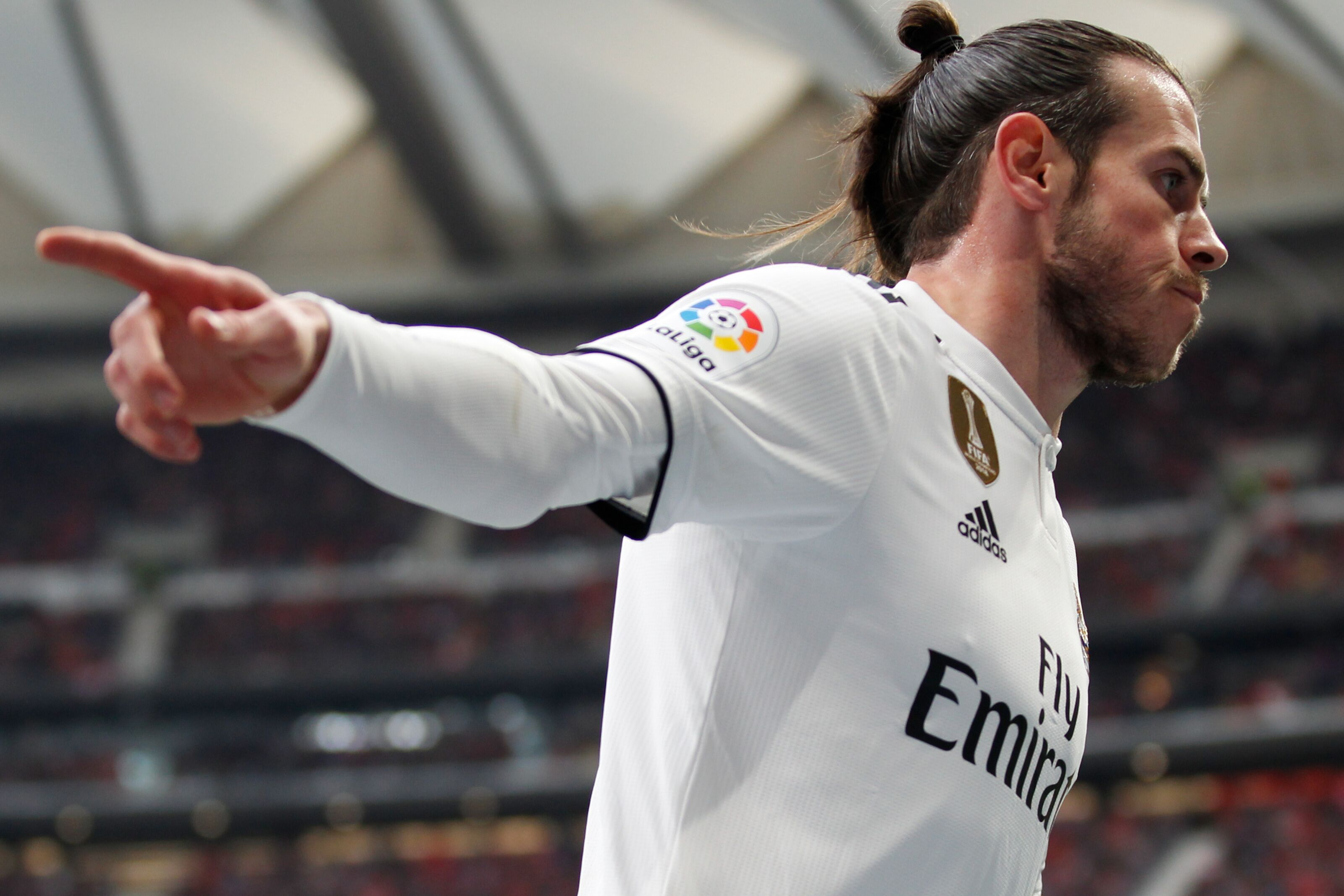 Leaving Real Madrid would be Gareth Bale's least cowardly choice