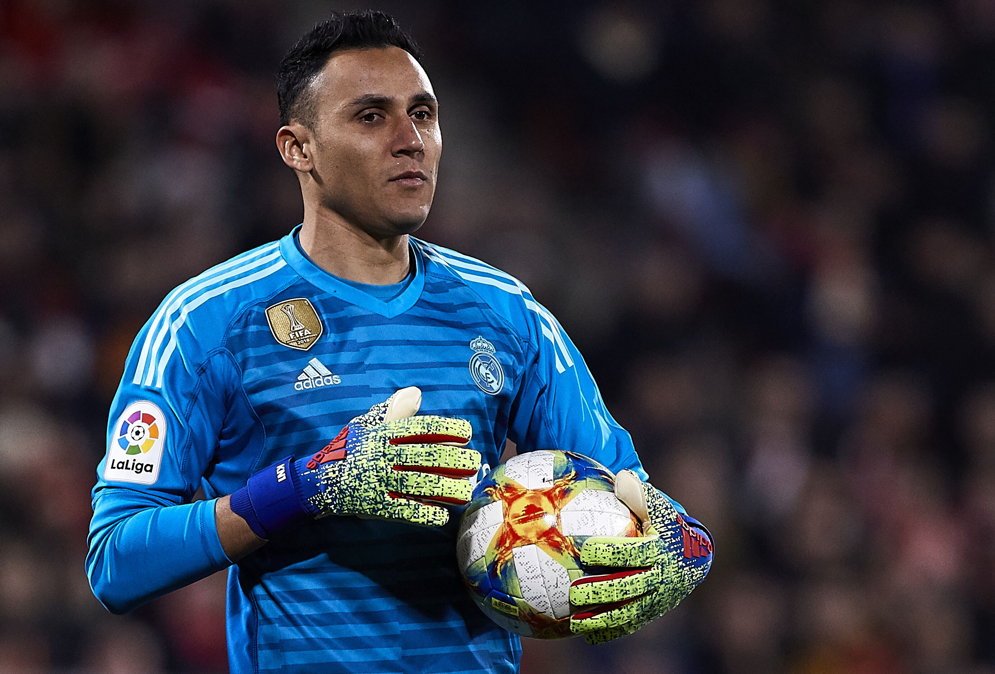 PSG to move for Real Madrid goalkeeper to replace Gianluigi Buffon
