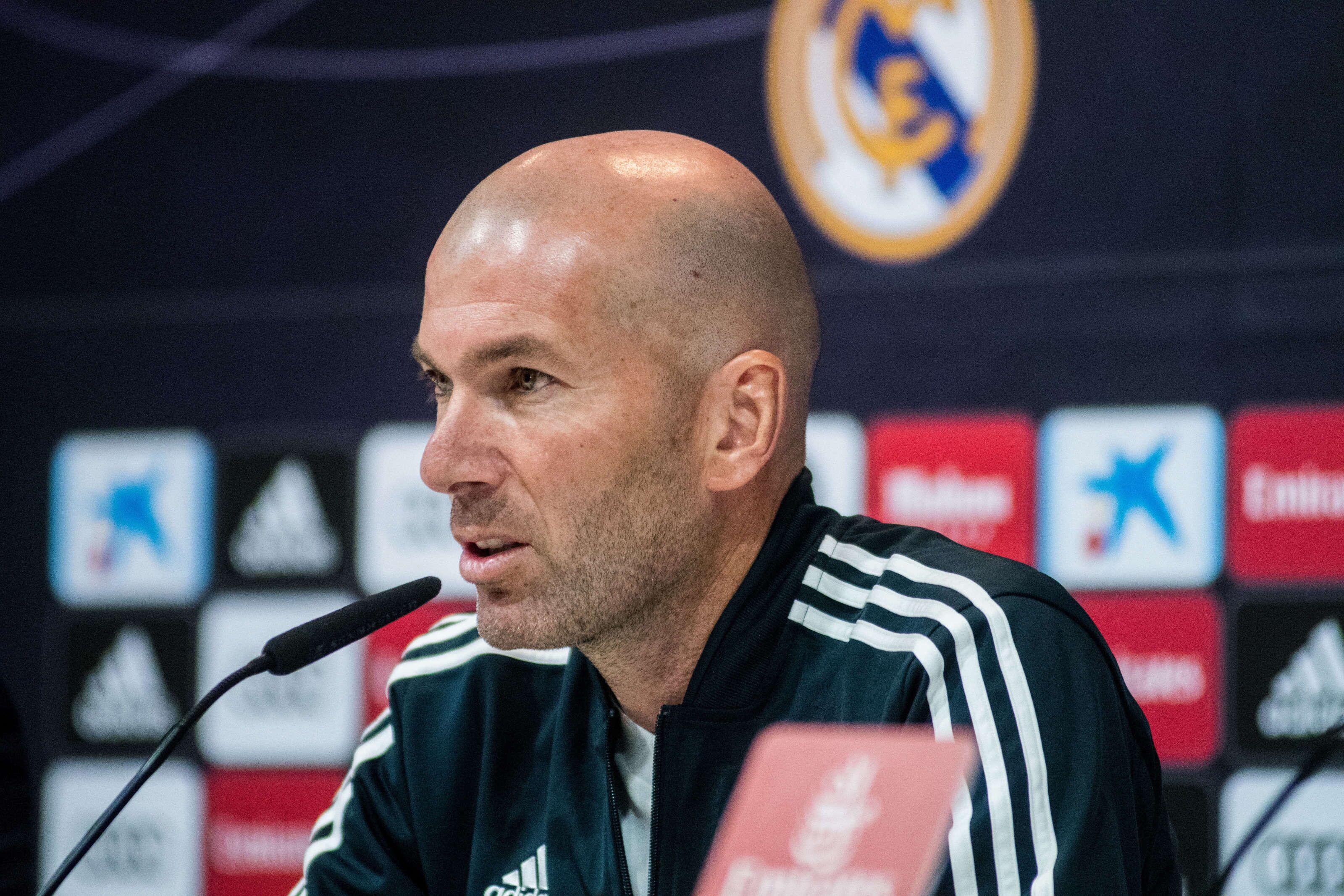 Real Madrid: Zinedine Zidane makes a smart decision on Kylian Mbappe
