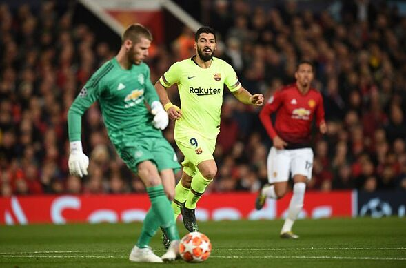 c7afb62a2c7 Manchester United Player Ratings from narrow first leg defeat to Barcelona
