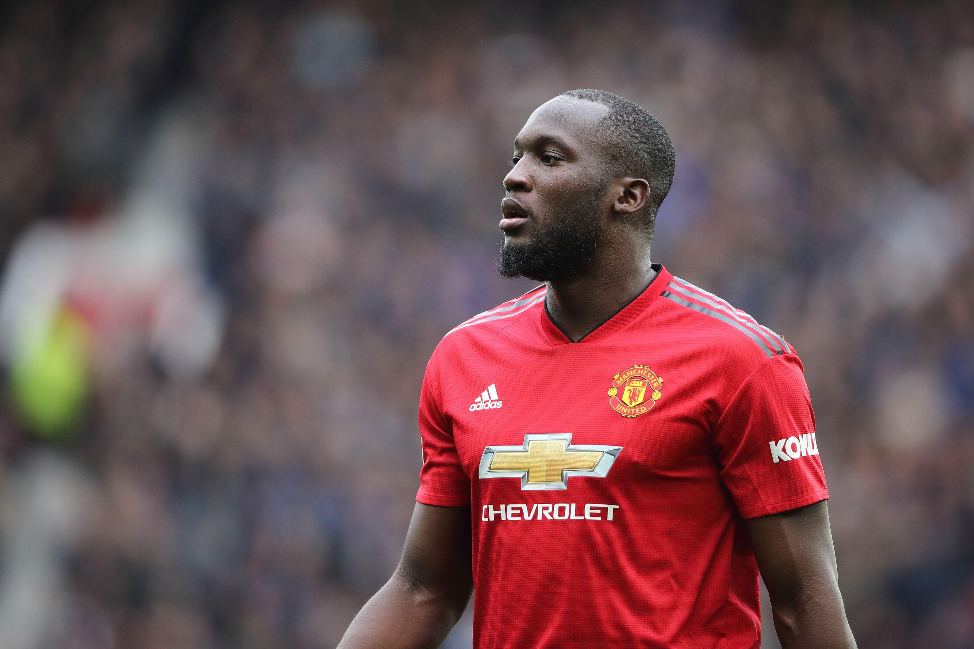 Manchester United identify replacement for Romelu Lukaku