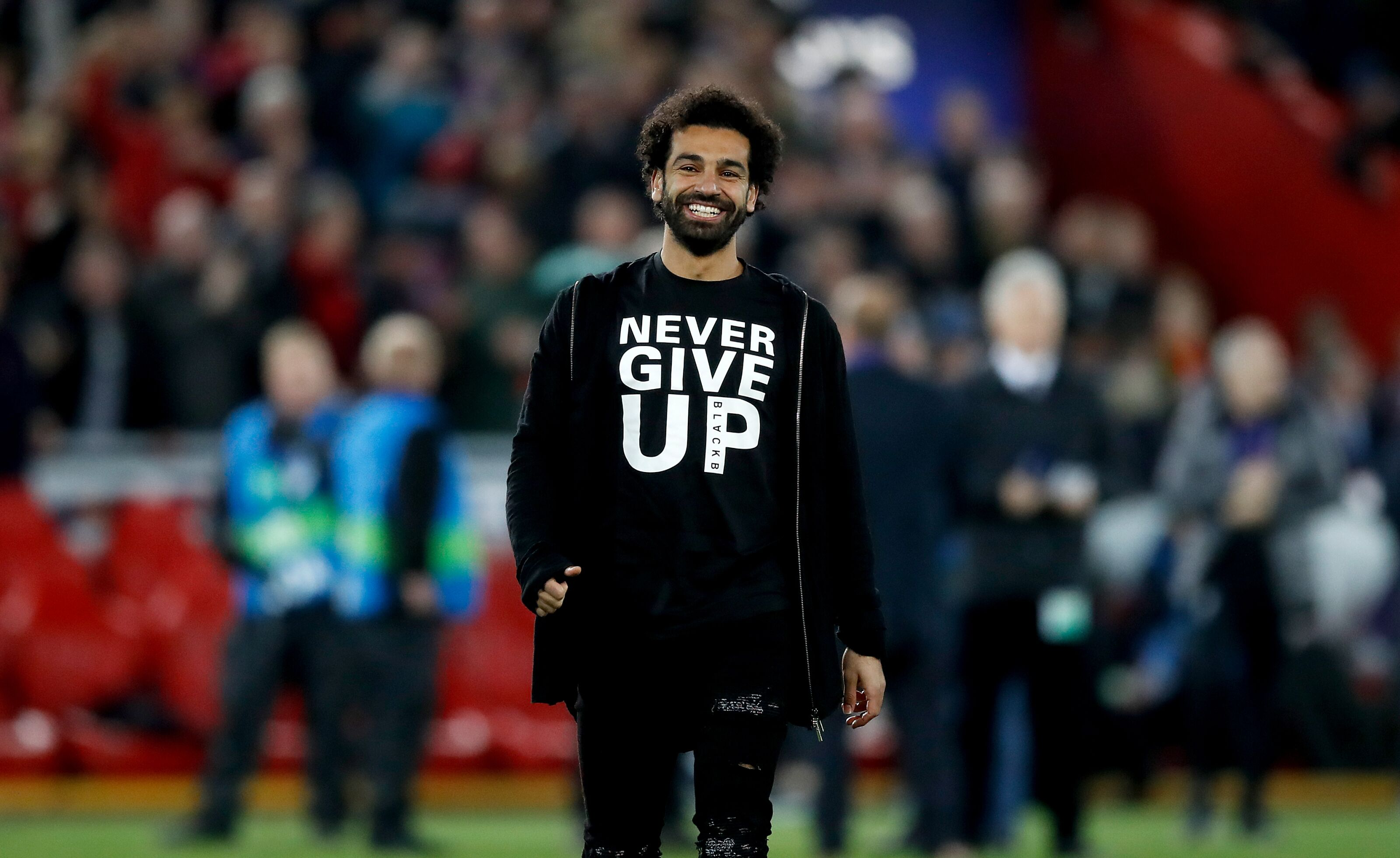 6ed7781058a Why Real Madrid will not buy Liverpool winger Mo Salah