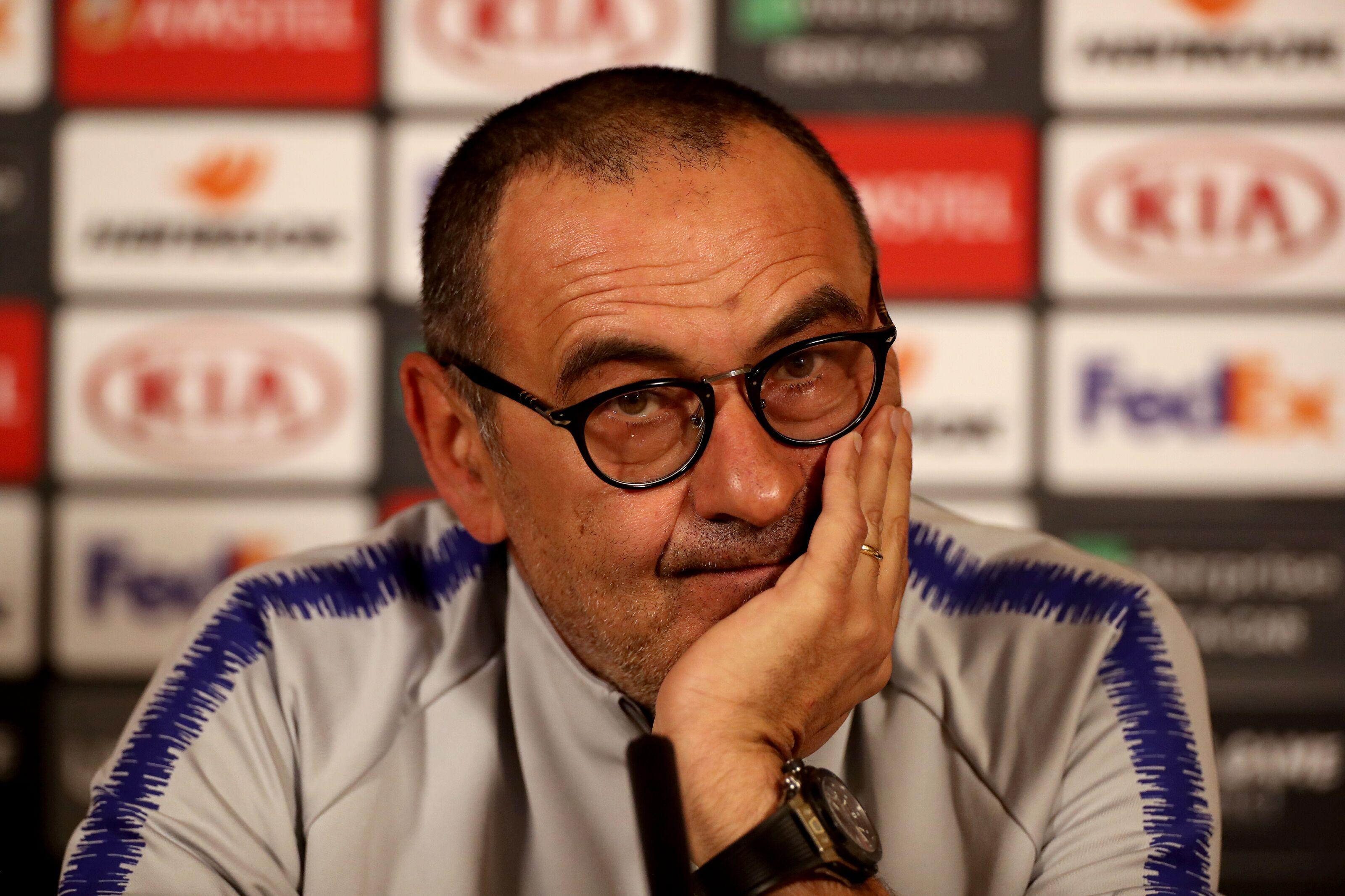 Chelsea: Maurizio Sarri receives big money offer from Juventus