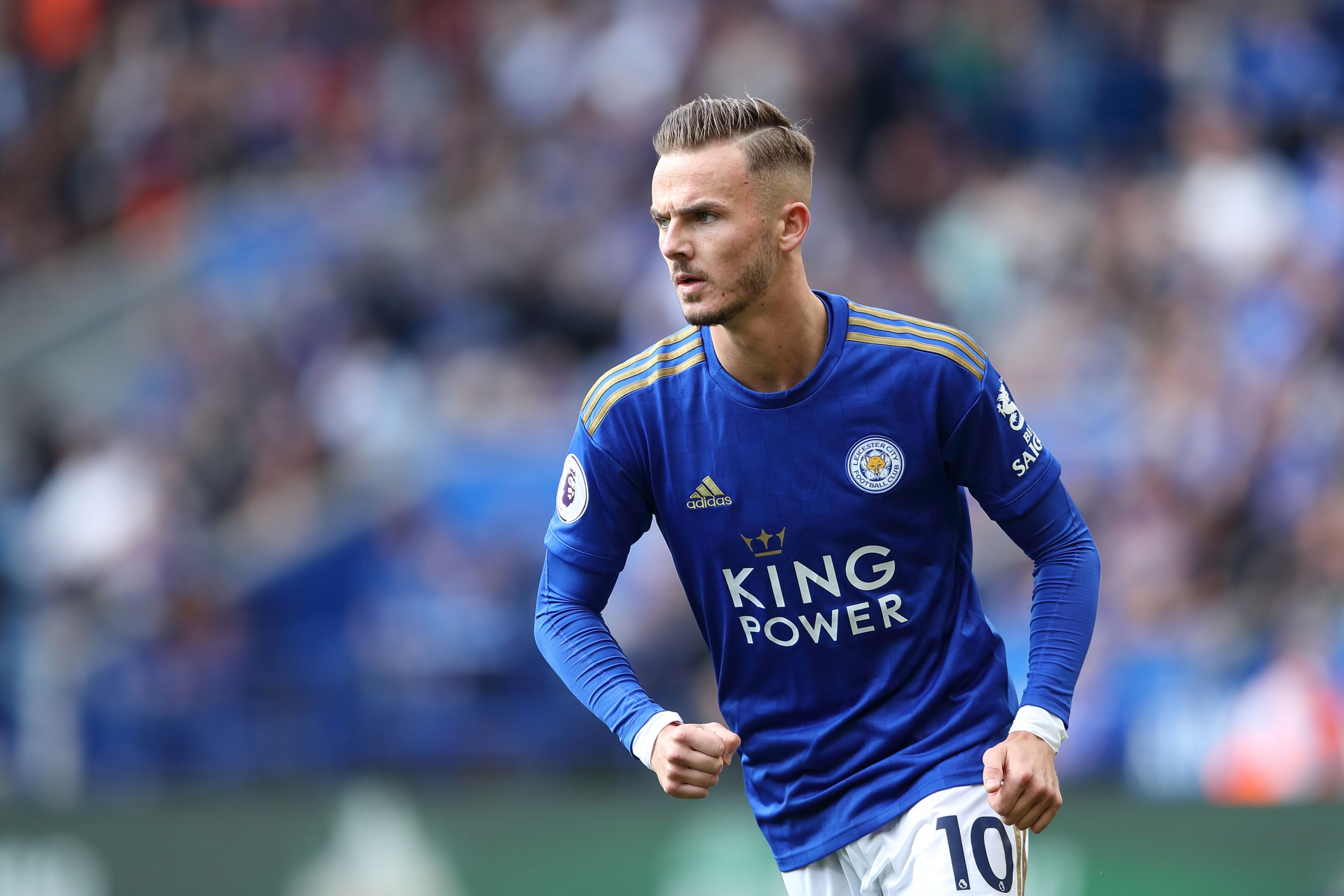 Liverpool looking to add Leicester City's James Maddison
