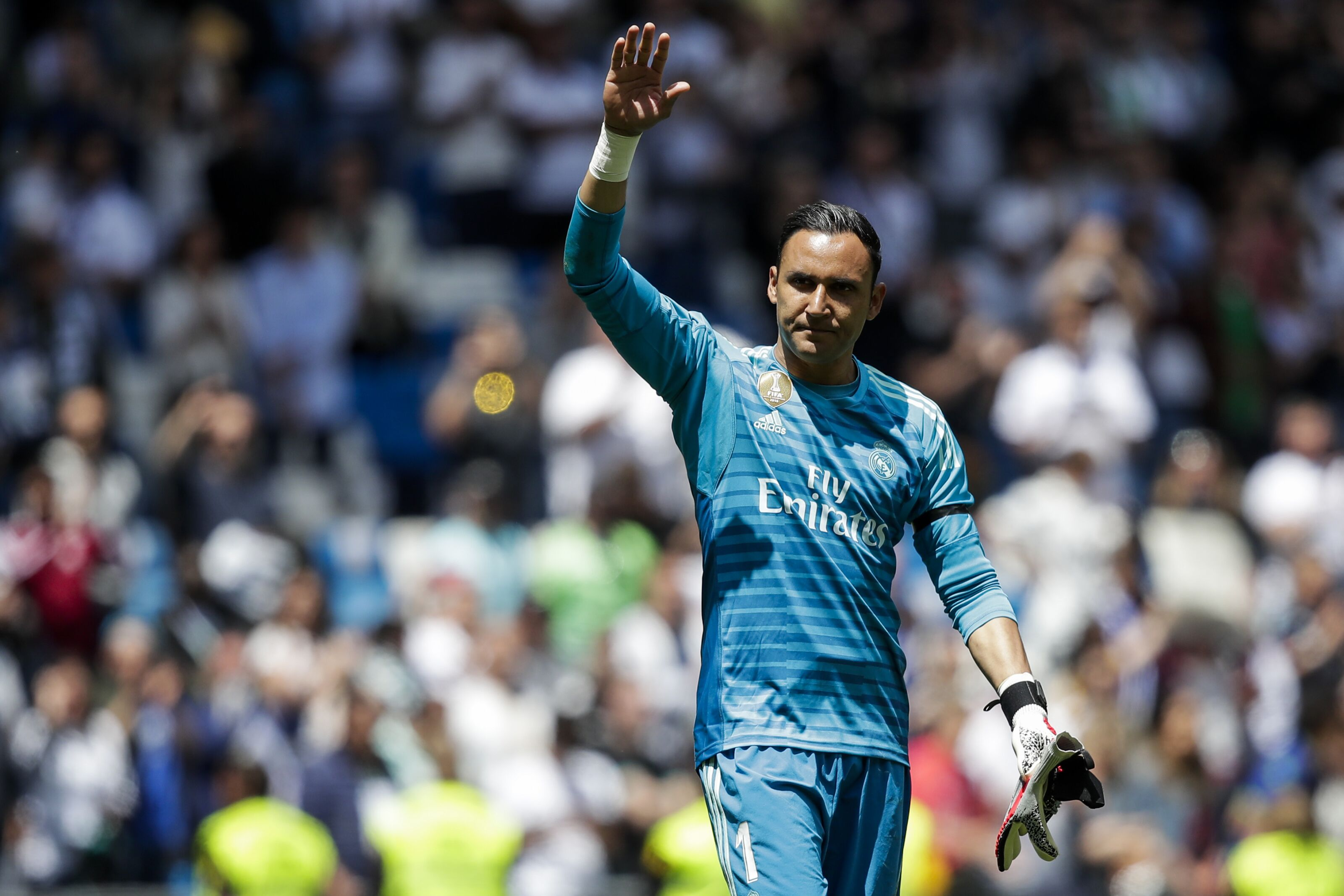 Keylor Navas looking for move away from Real Madrid