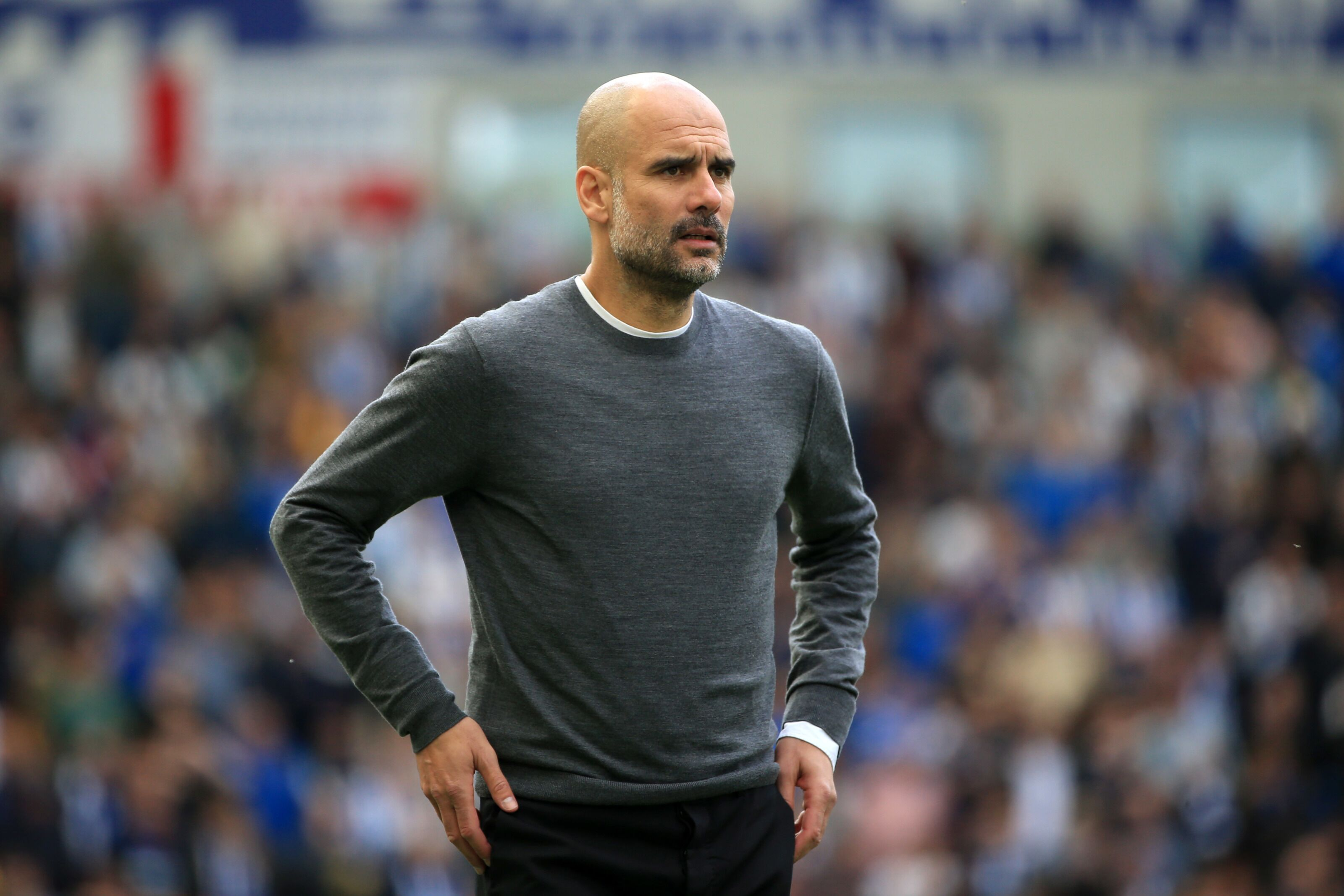 Have Manchester City identified Pep Guardiola's successor?