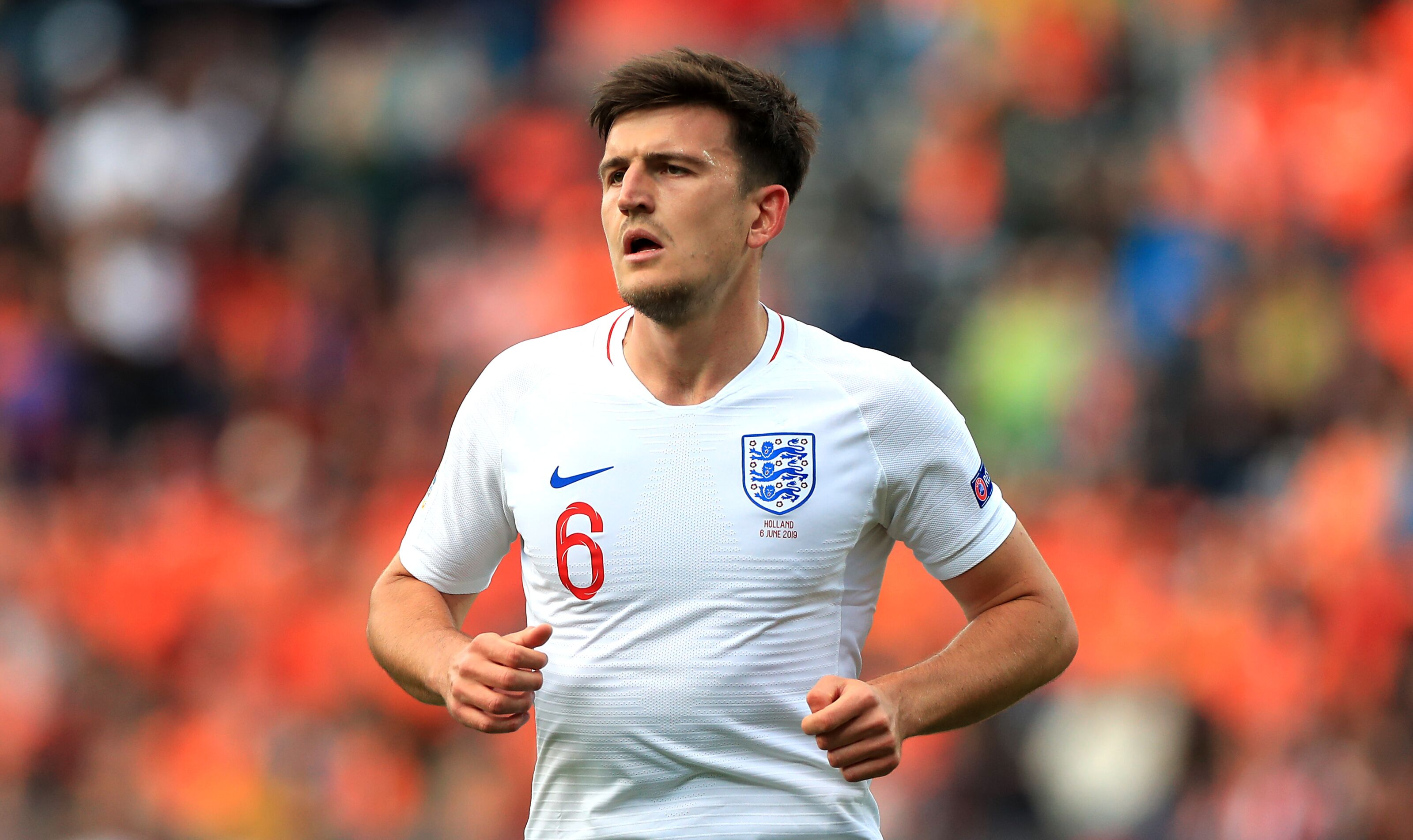 Harry Maguire is off to Manchester: City or United?