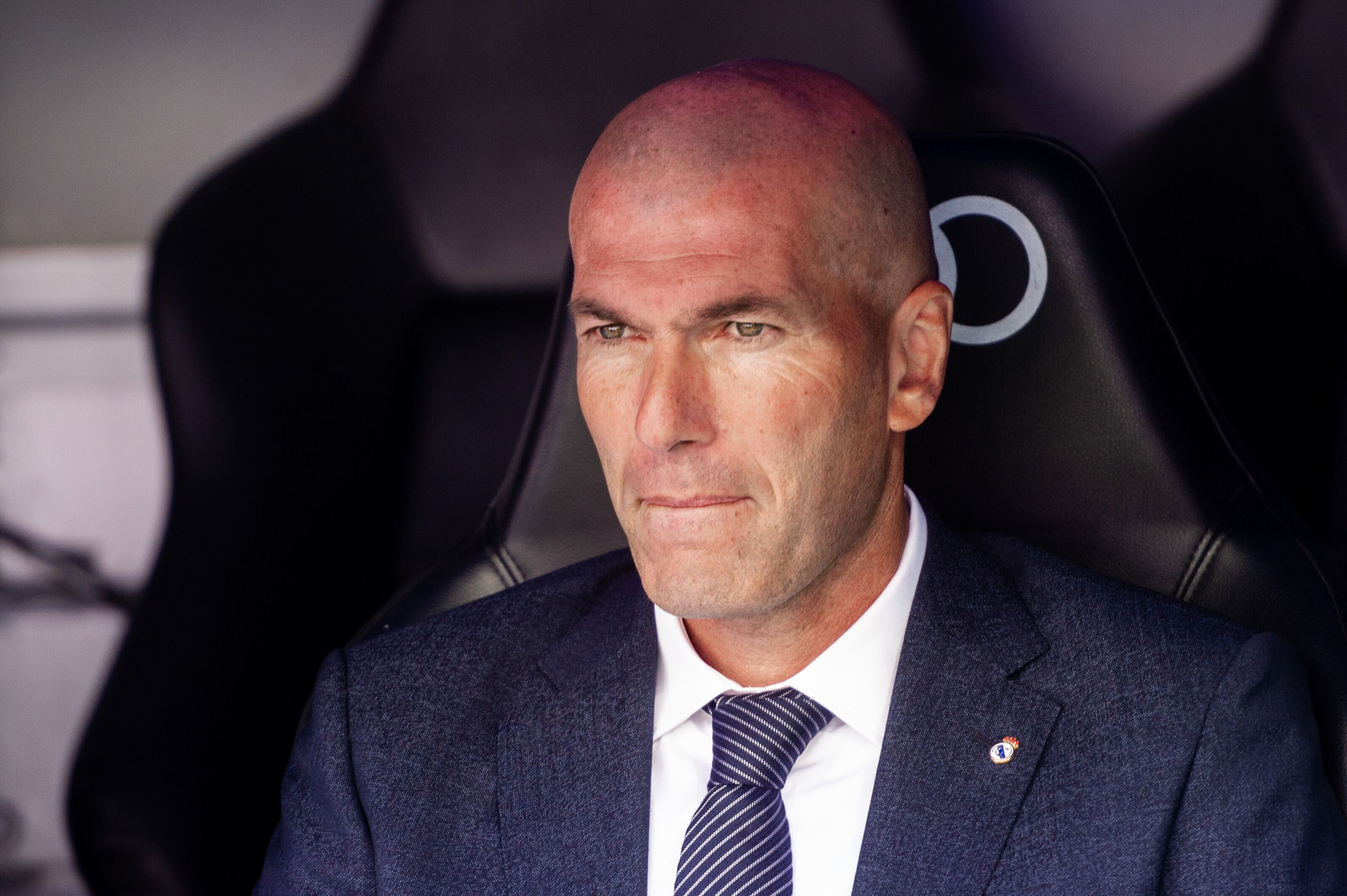 Real Madrid president shuts Zinedine Zidane's wishes regarding major transfer
