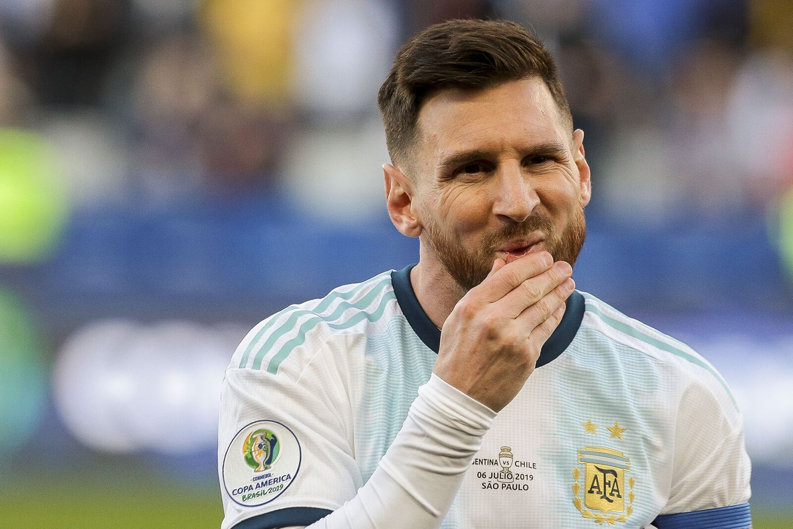 Lionel Messi legacy being damaged by whining over corruption
