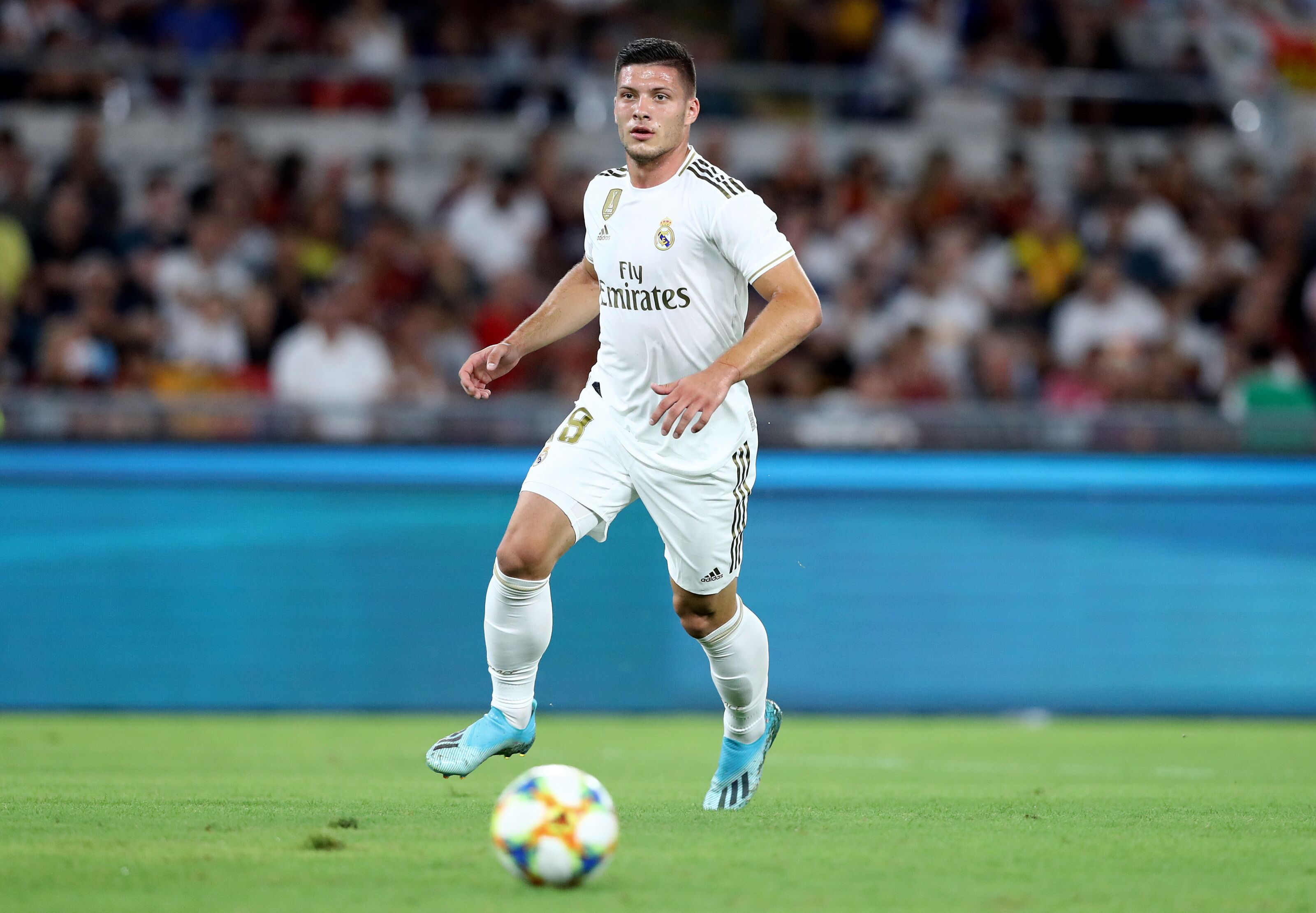 Why Real Madrid shouldn't even consider loaning Luka Jovic to AC Milan