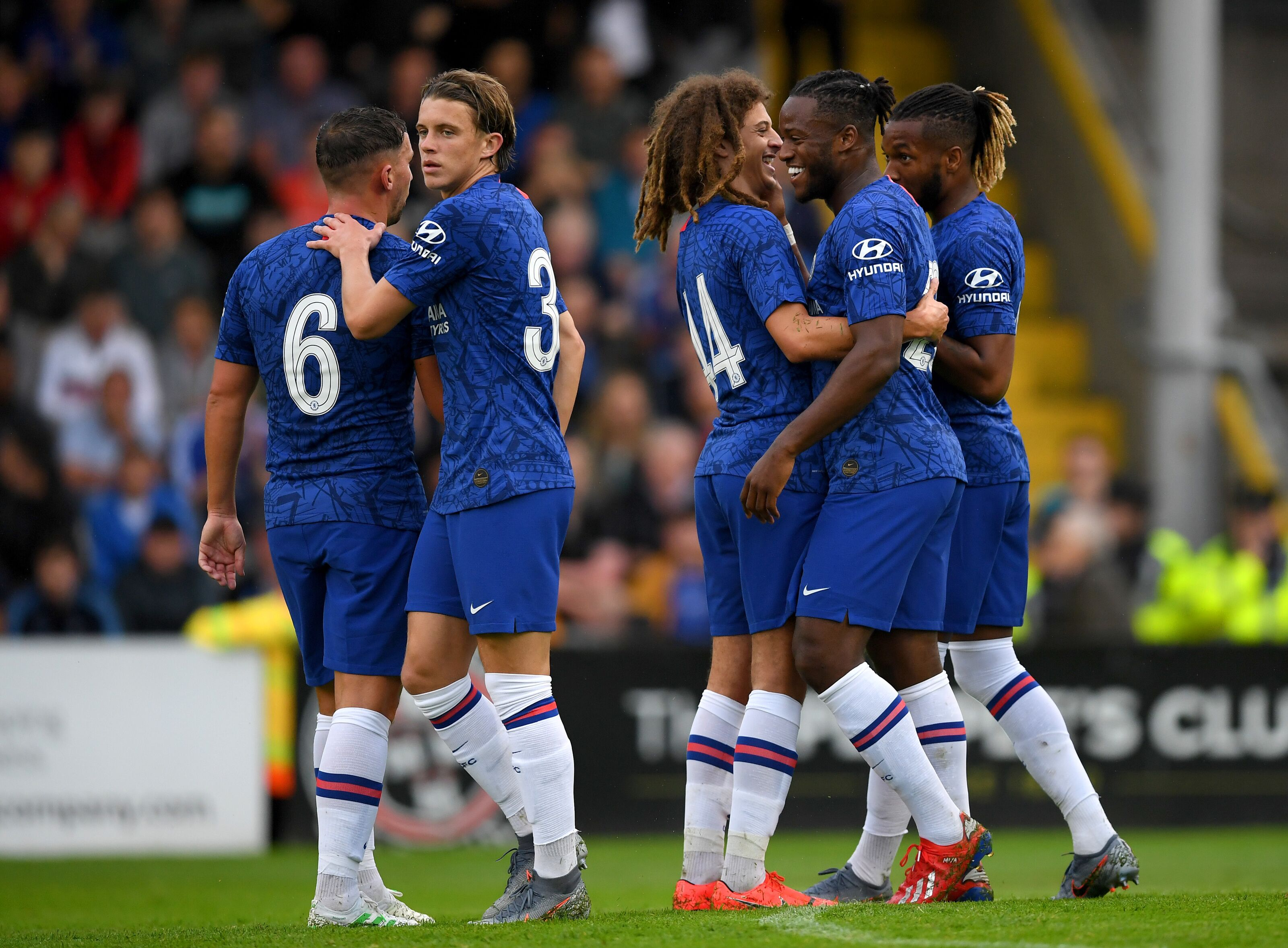 A new-look Chelsea squad could impress this season despite transfer ban
