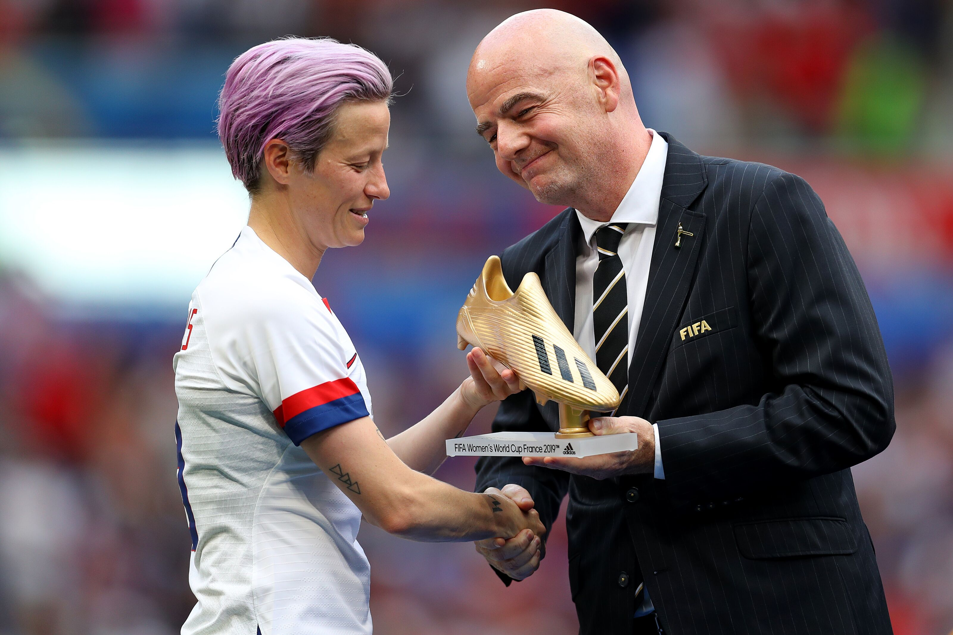 Forget FIFA, USWNT should spearhead separate football organization