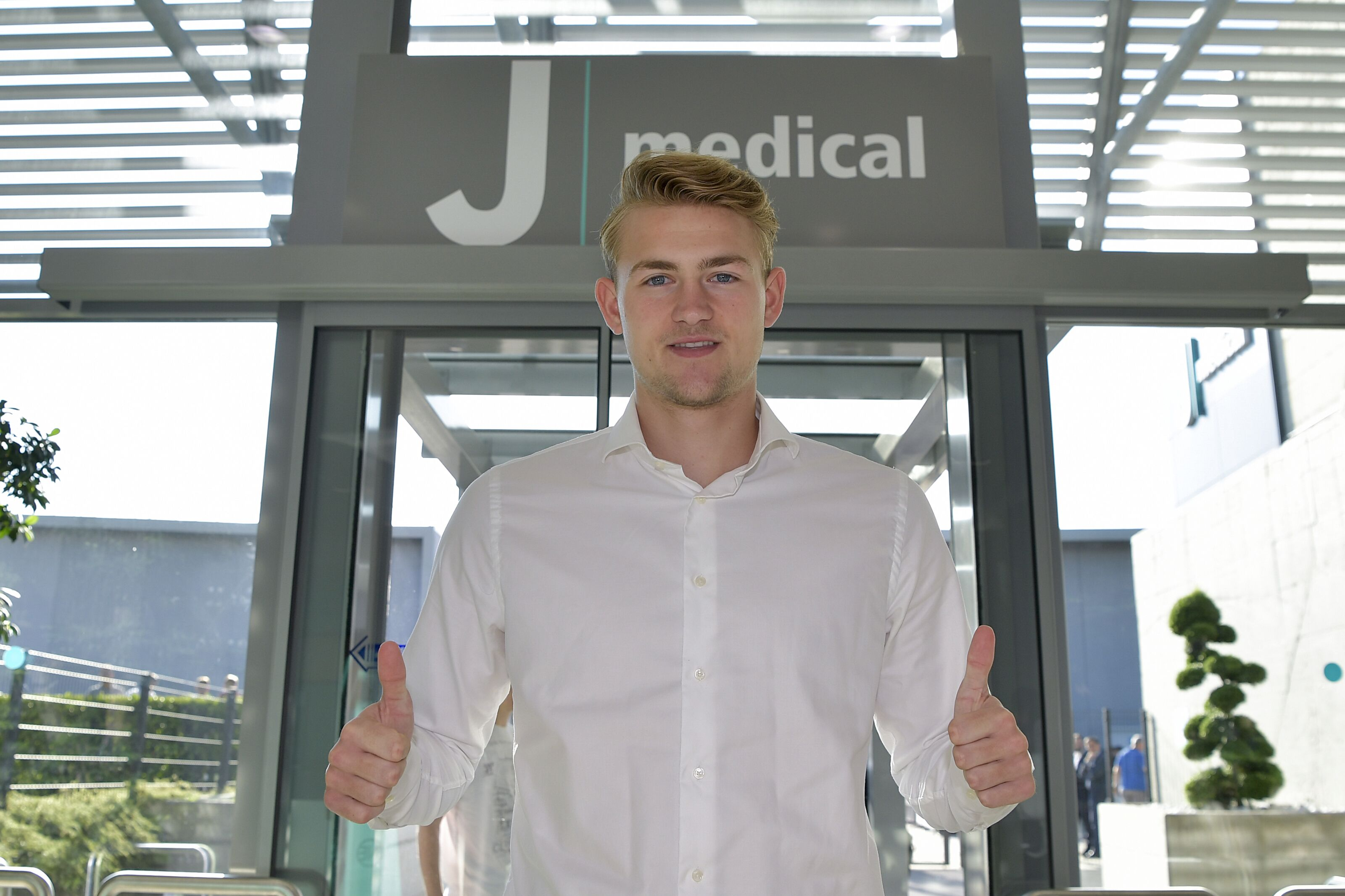 Juventus signing Matthijs De Ligt is a step close to European glory
