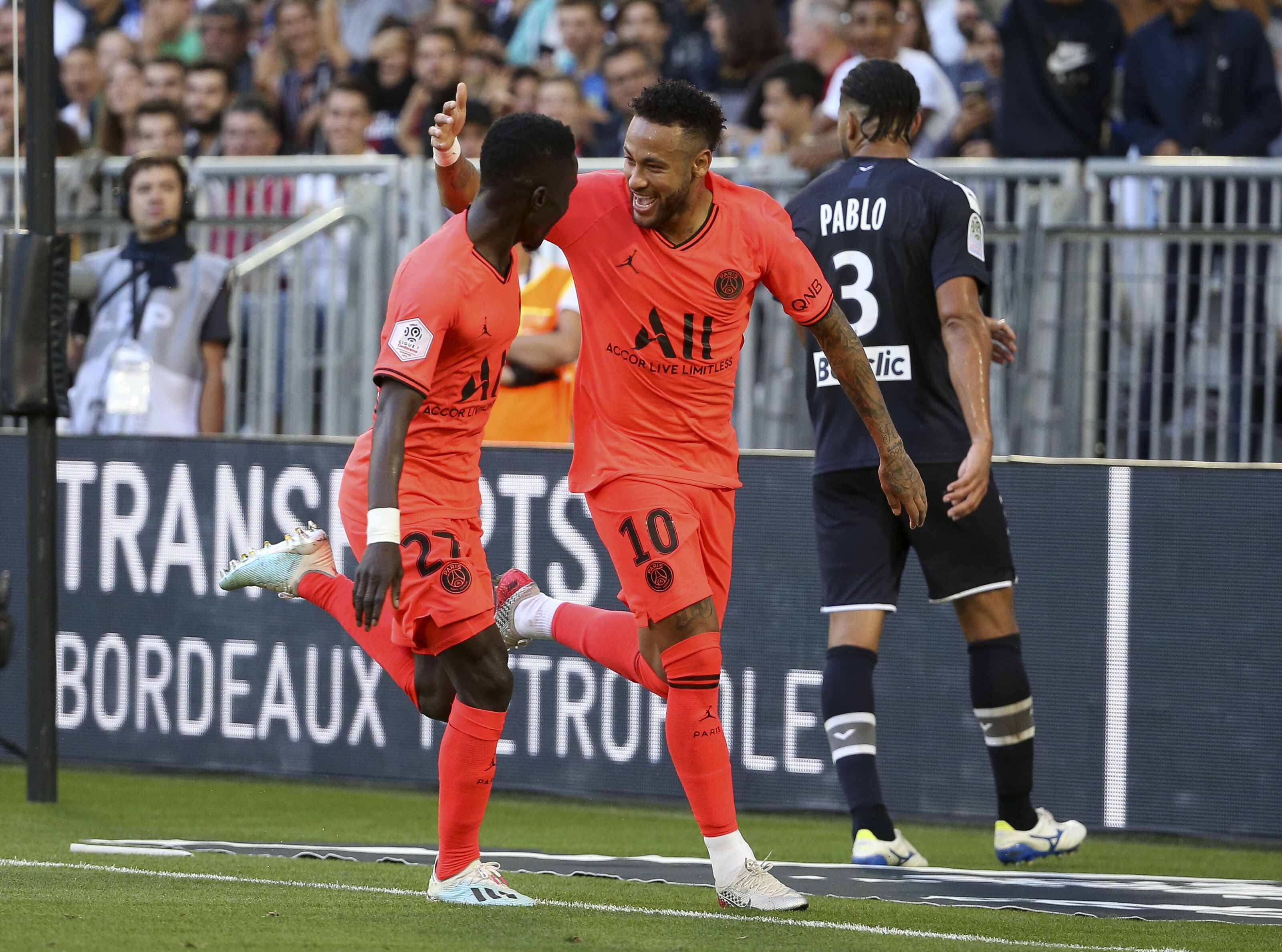 Ligue 1: Neymar continues being the saviour of Paris