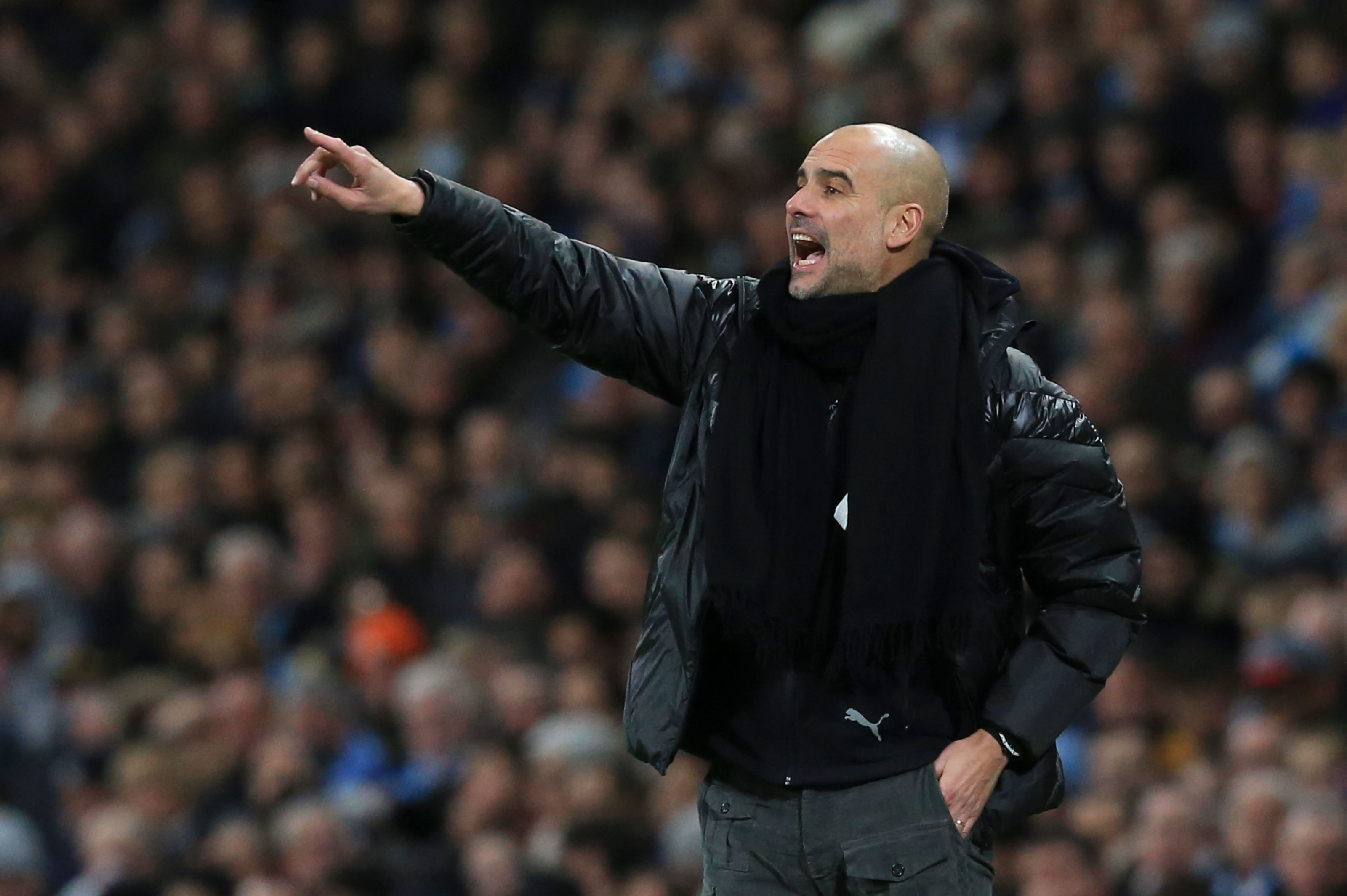 Guardiola wants Barcelona star man to solve his problems at Man City