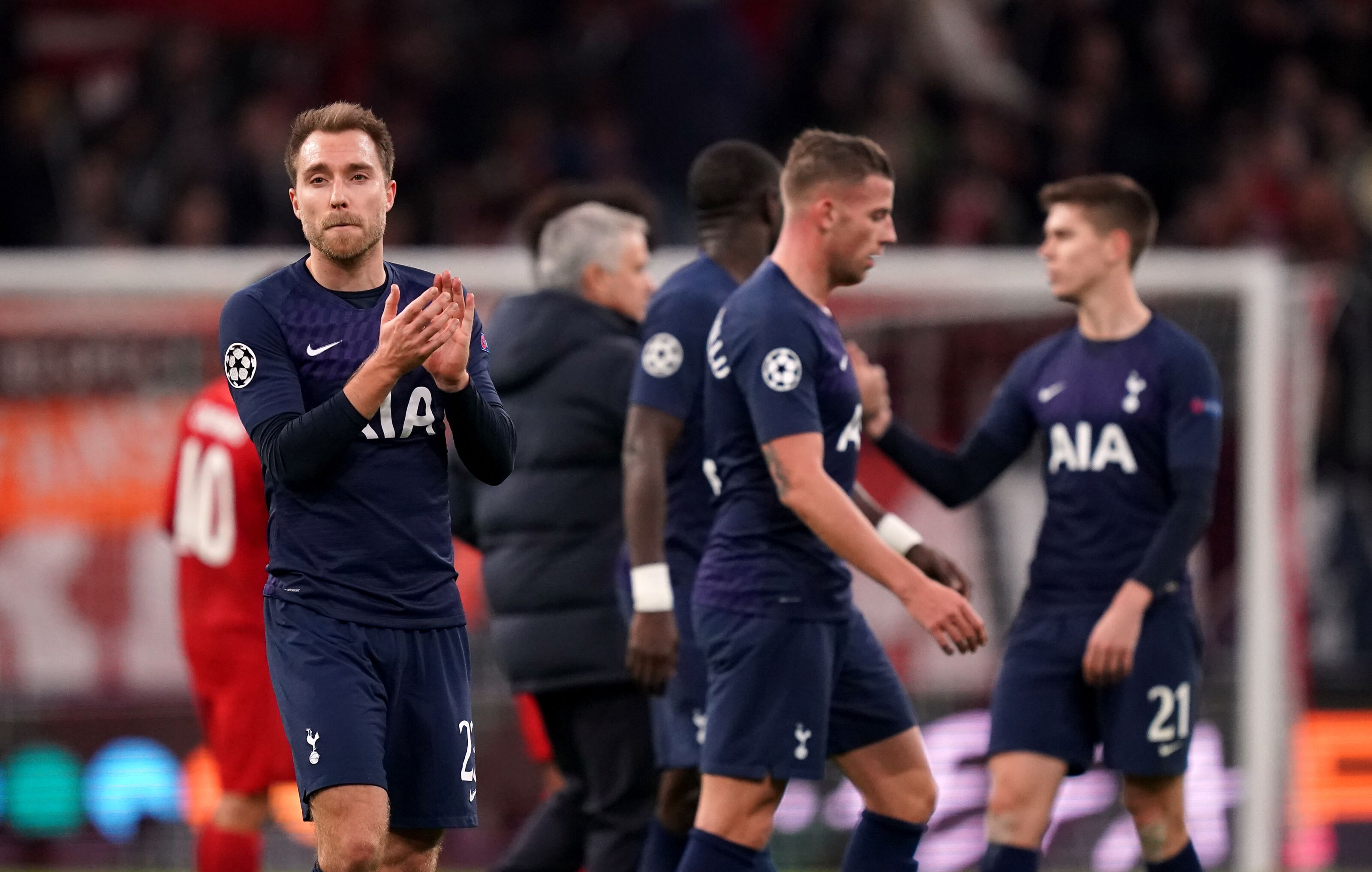 Player Ratings from Tottenham Hotspur's 3-1 defeat to Bayern Munich