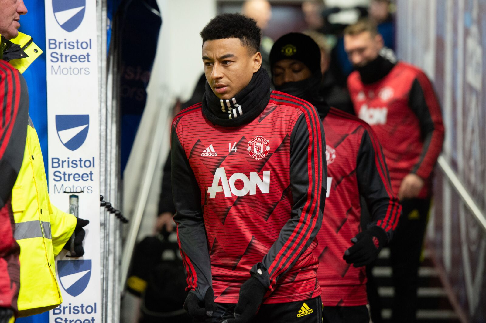 Jesse Lingard finally finds a route out of Manchester United