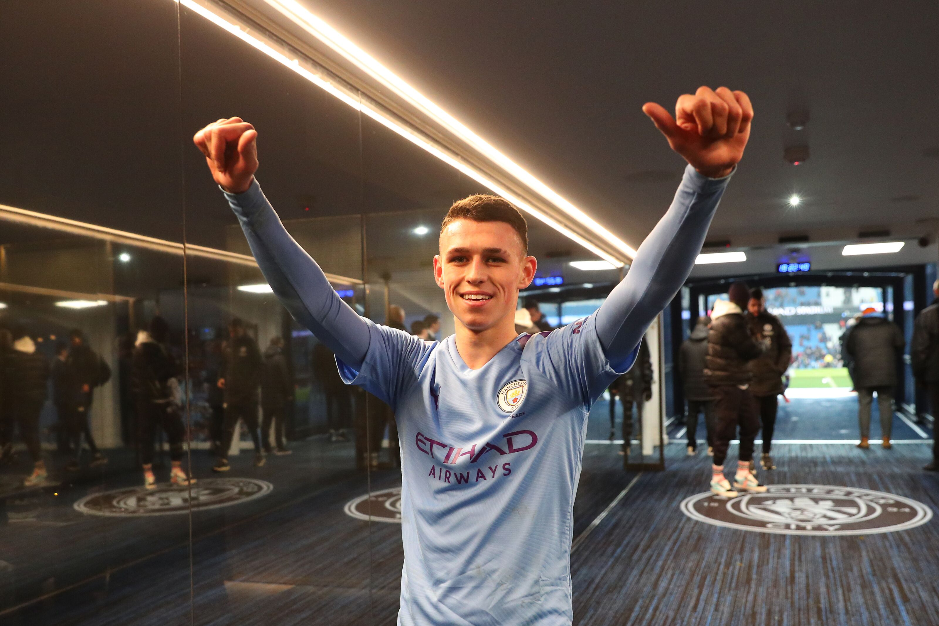 Manchester City starlet ready to take over from David Silva
