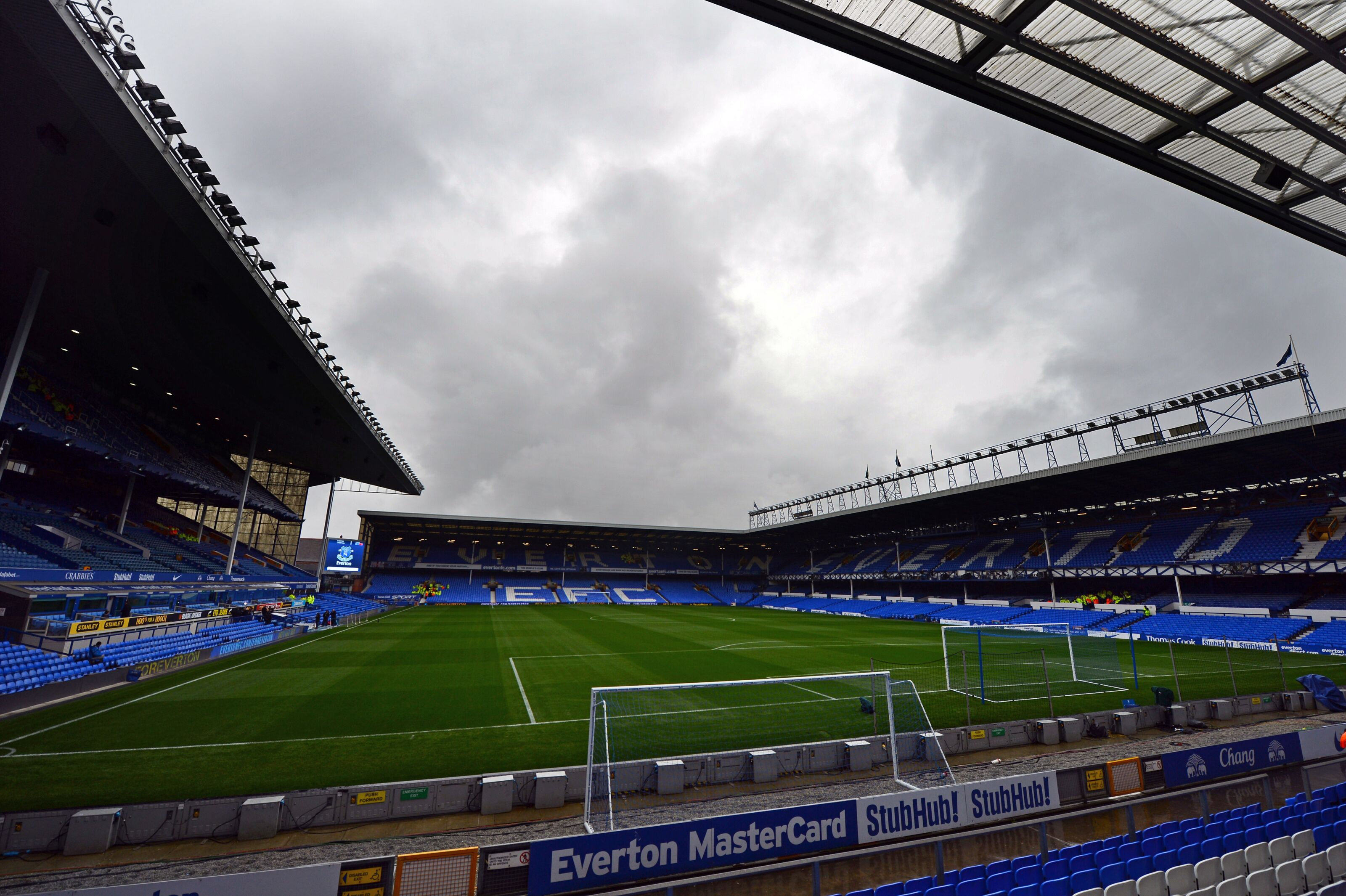 Everton plan to say goodbye to Goodison Park in 2023