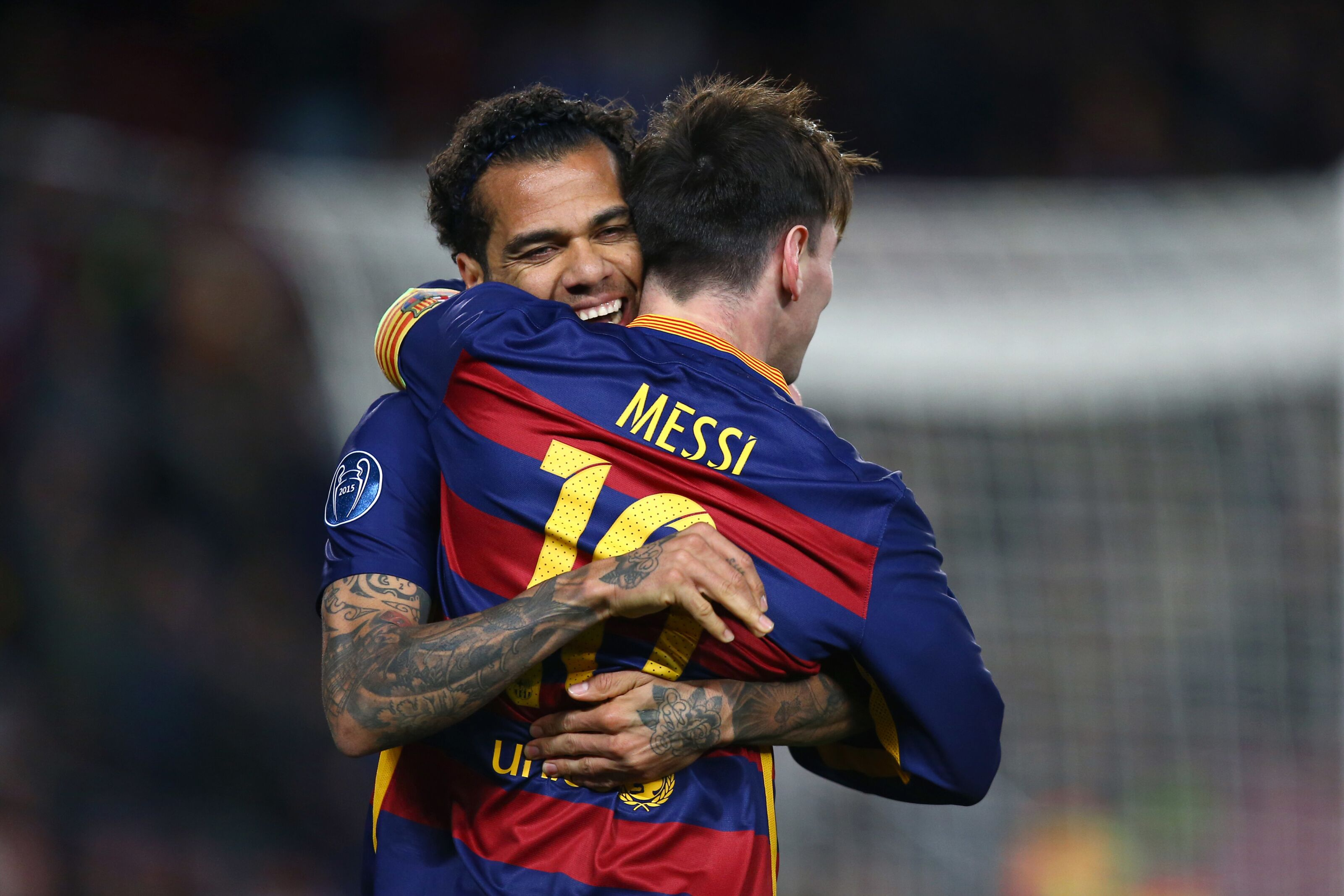 b8cd0b03d35 Lionel Messi suggests the perfect Dani Alves successor to Barcelona