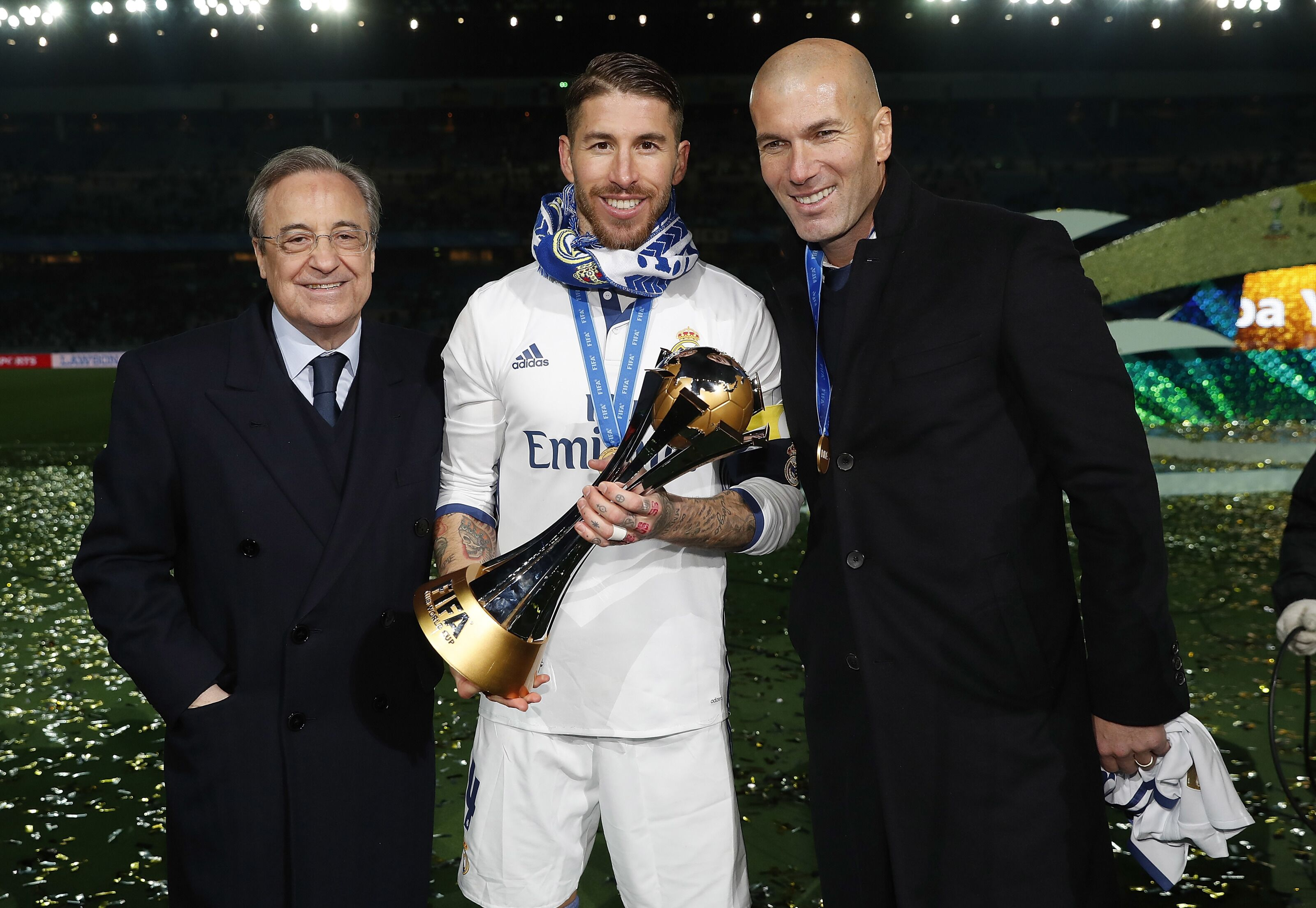 Sergio Ramos and Zinedine Zidane decide on five transfers for Real Madrid to pursue