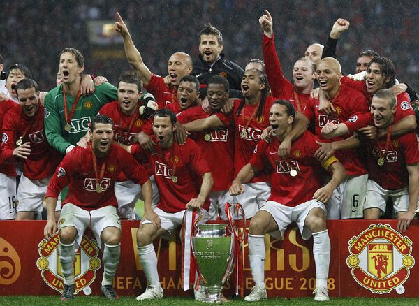 Manchester United S Five Greatest Uefa Champions League