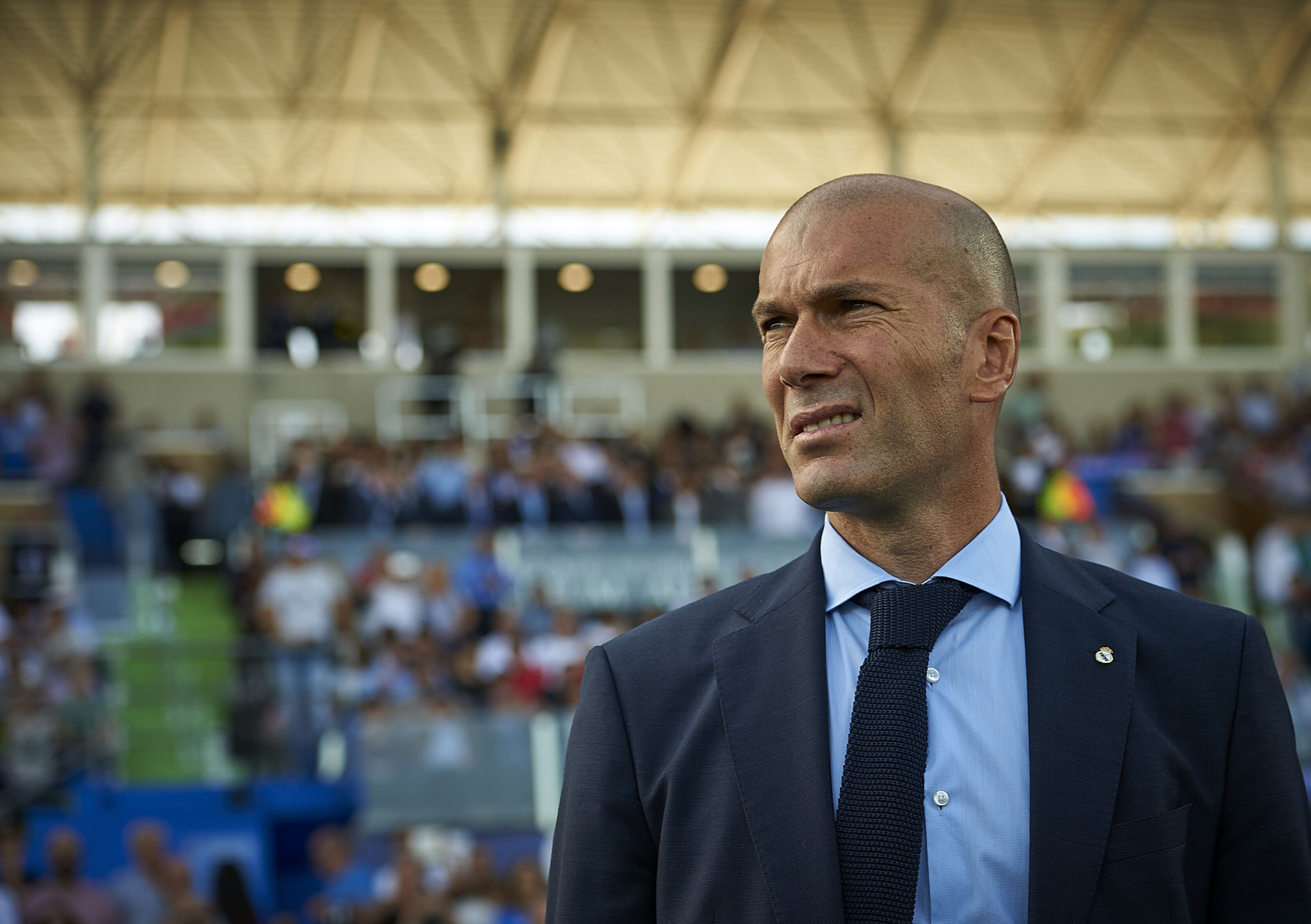 1d195d7f124 Real Madrid  Zinedine Zidane eyes completion of €180 million double transfer