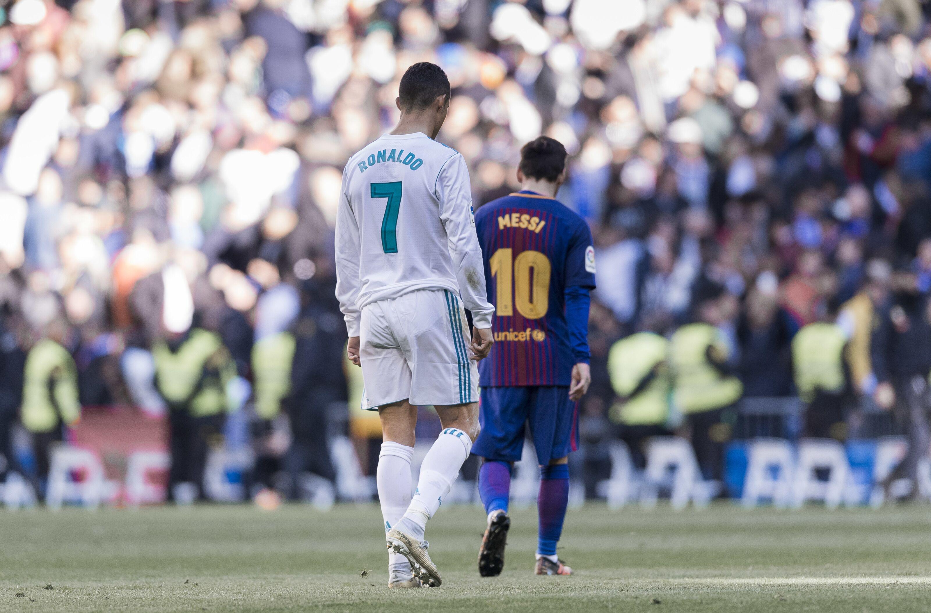 aef0e64b6 Barcelona  Lionel Messi rejects Cristiano Ronaldo s swap deal proposal
