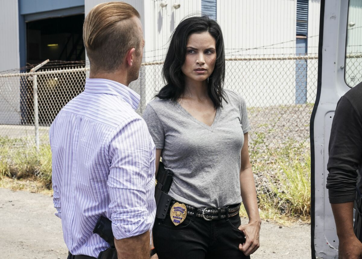 Katrina Law talks Quinn in Hawaii Five-0 and the end of Arrow